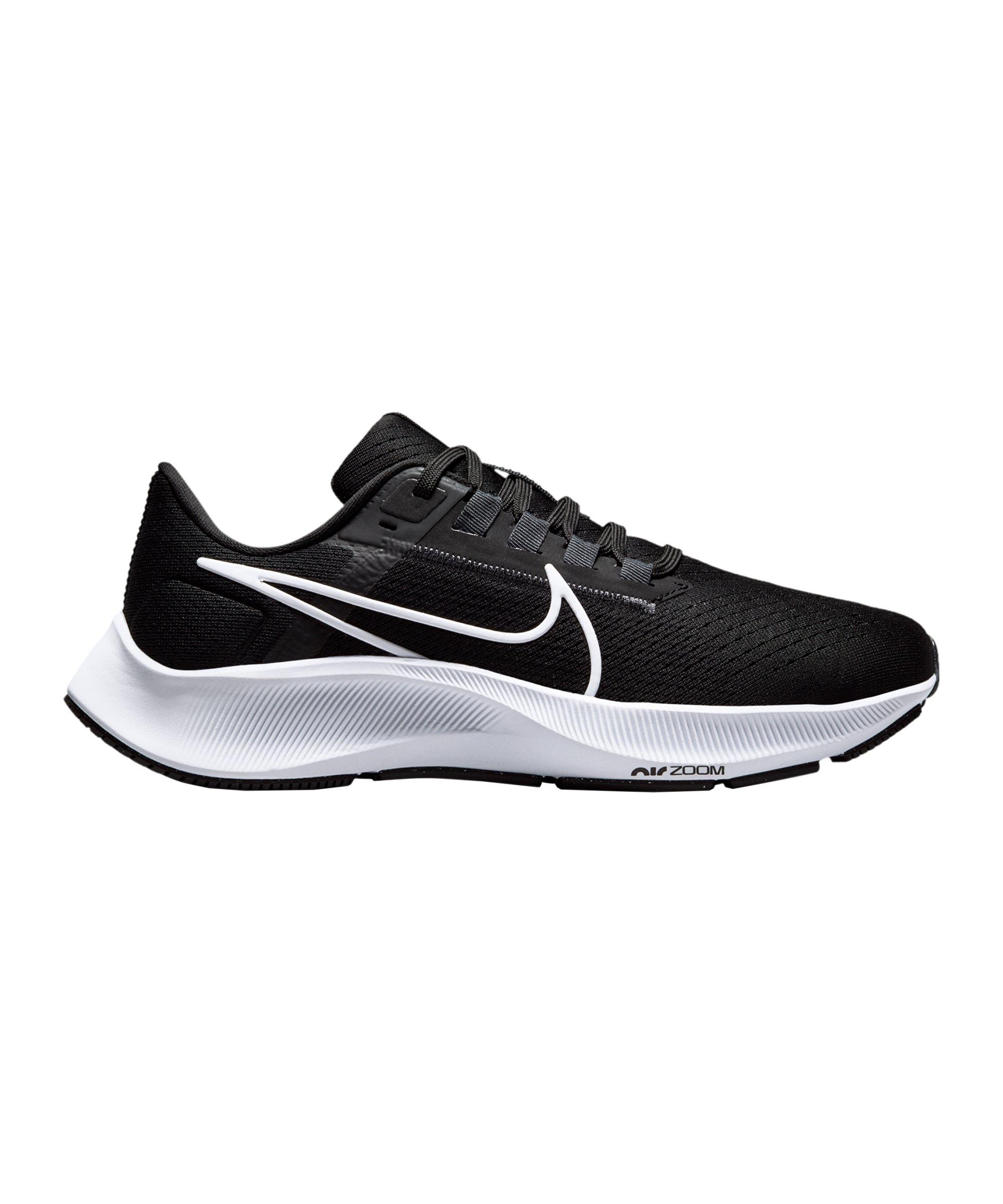 Nike Air Zoom Pegasus 38 Running Damen F002 - schwarz