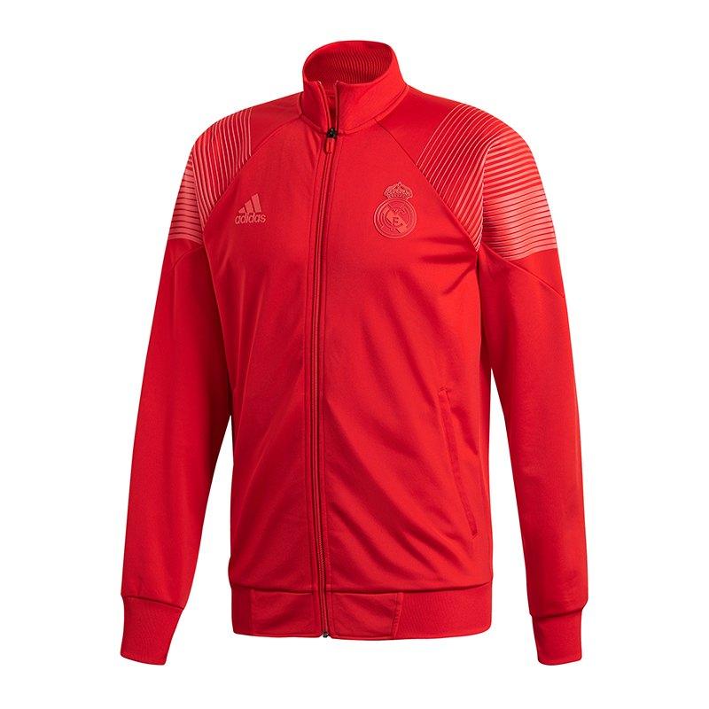 adidas Real Madrid Licensed Icons Sweatshirt Rot - rot