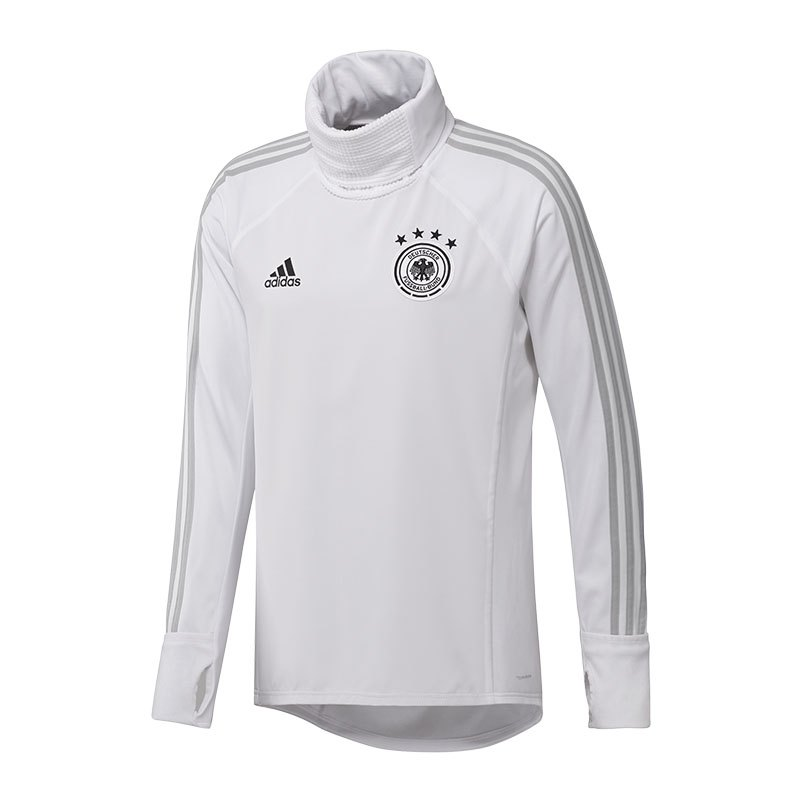 adidas DFB Deutschland Warm Top Weiss