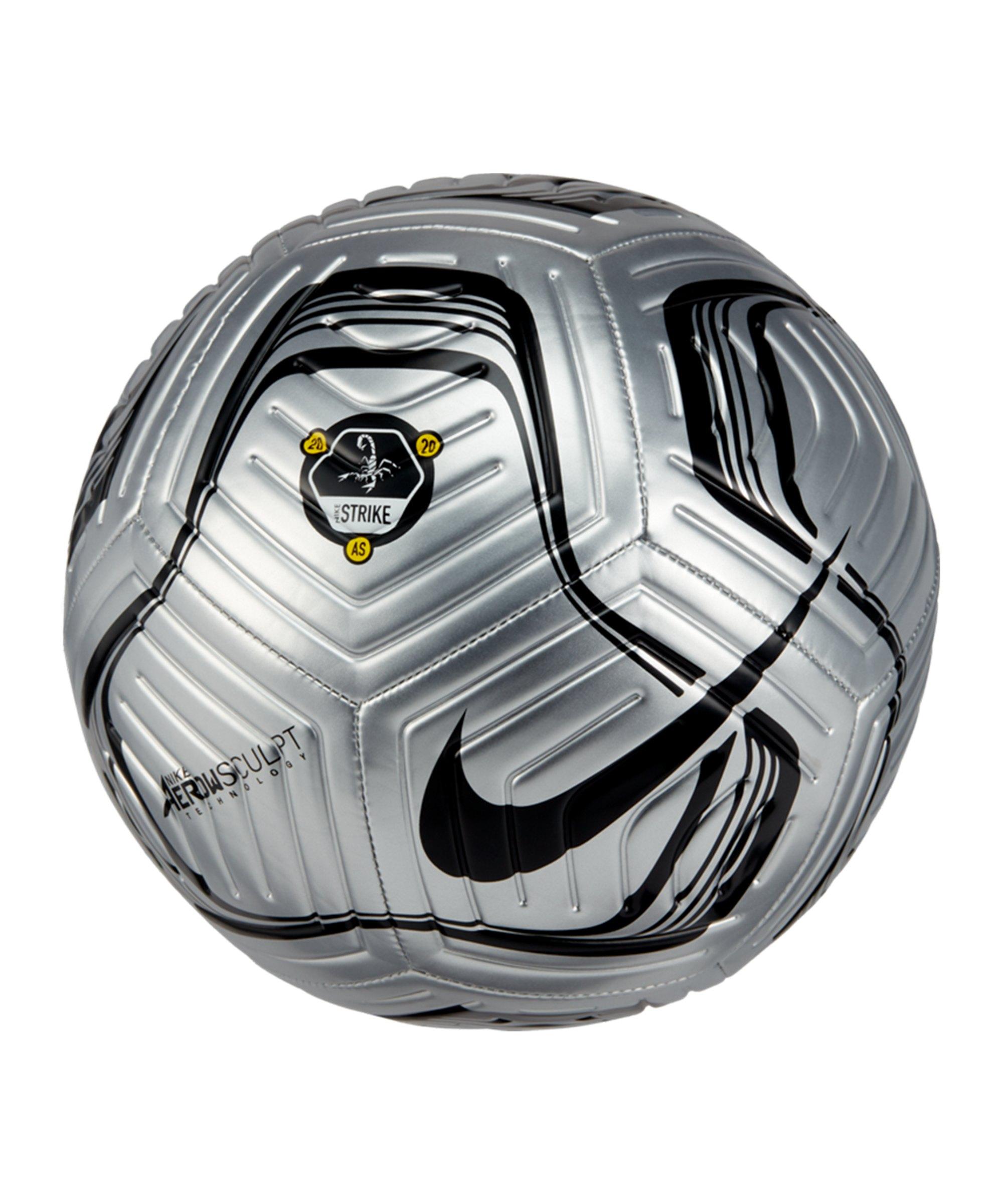 Nike Strike Phantom Scorpion Trainingsball F020 - grau