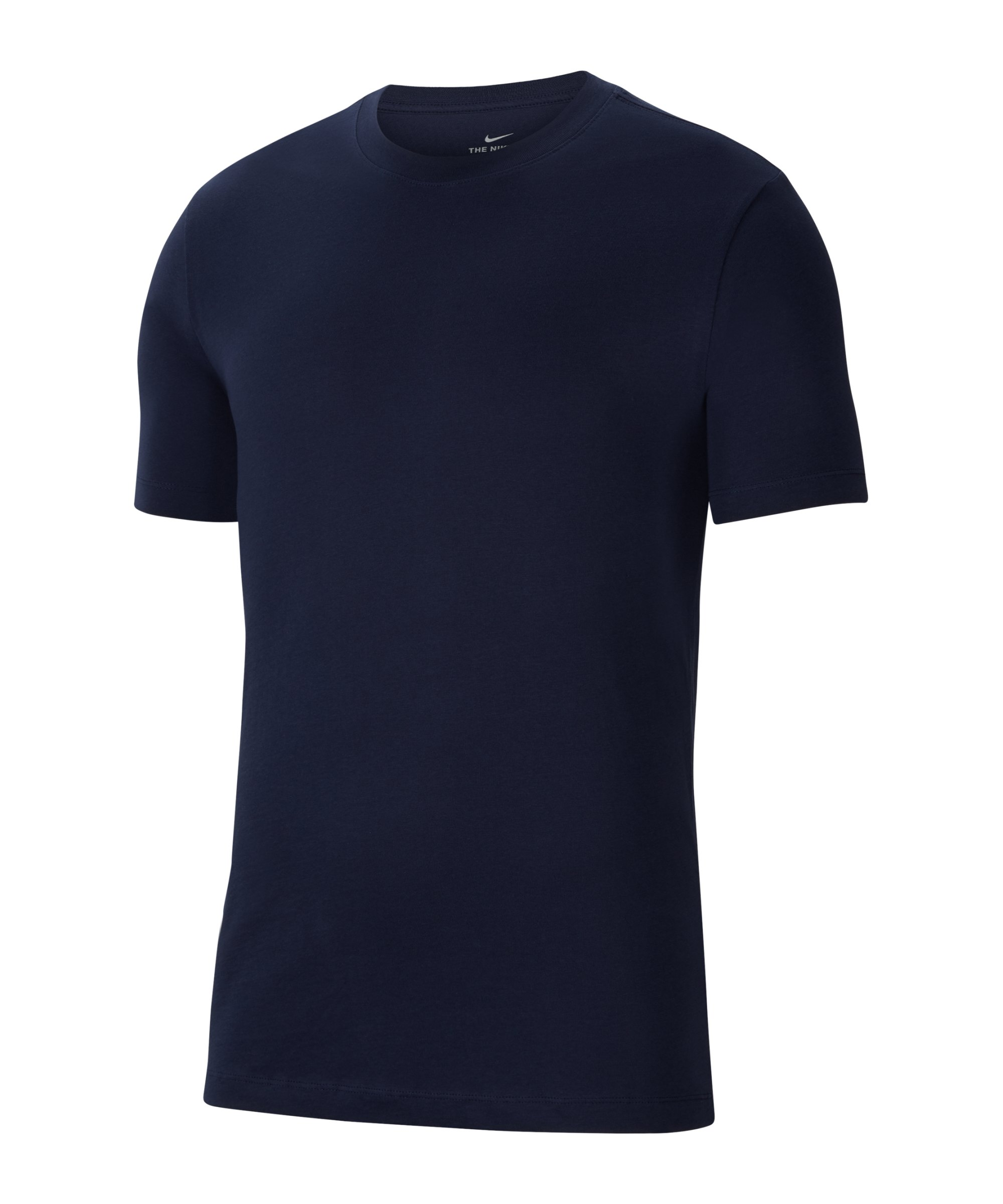 Nike Park 20 T-Shirt Blau Weiss F451 - blau