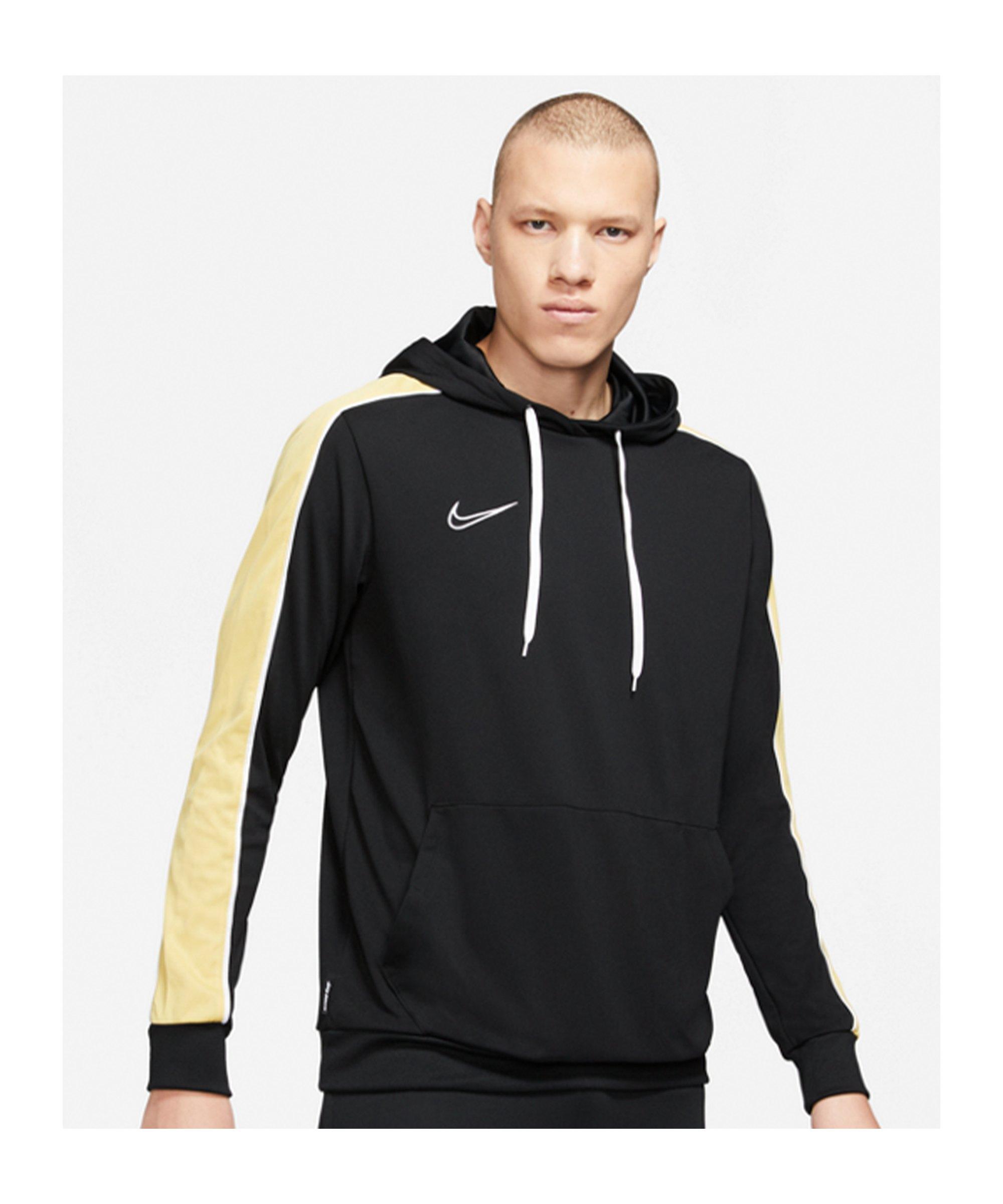 Nike Academy Dri-FIT Hoody Summer Artist F011 - schwarz