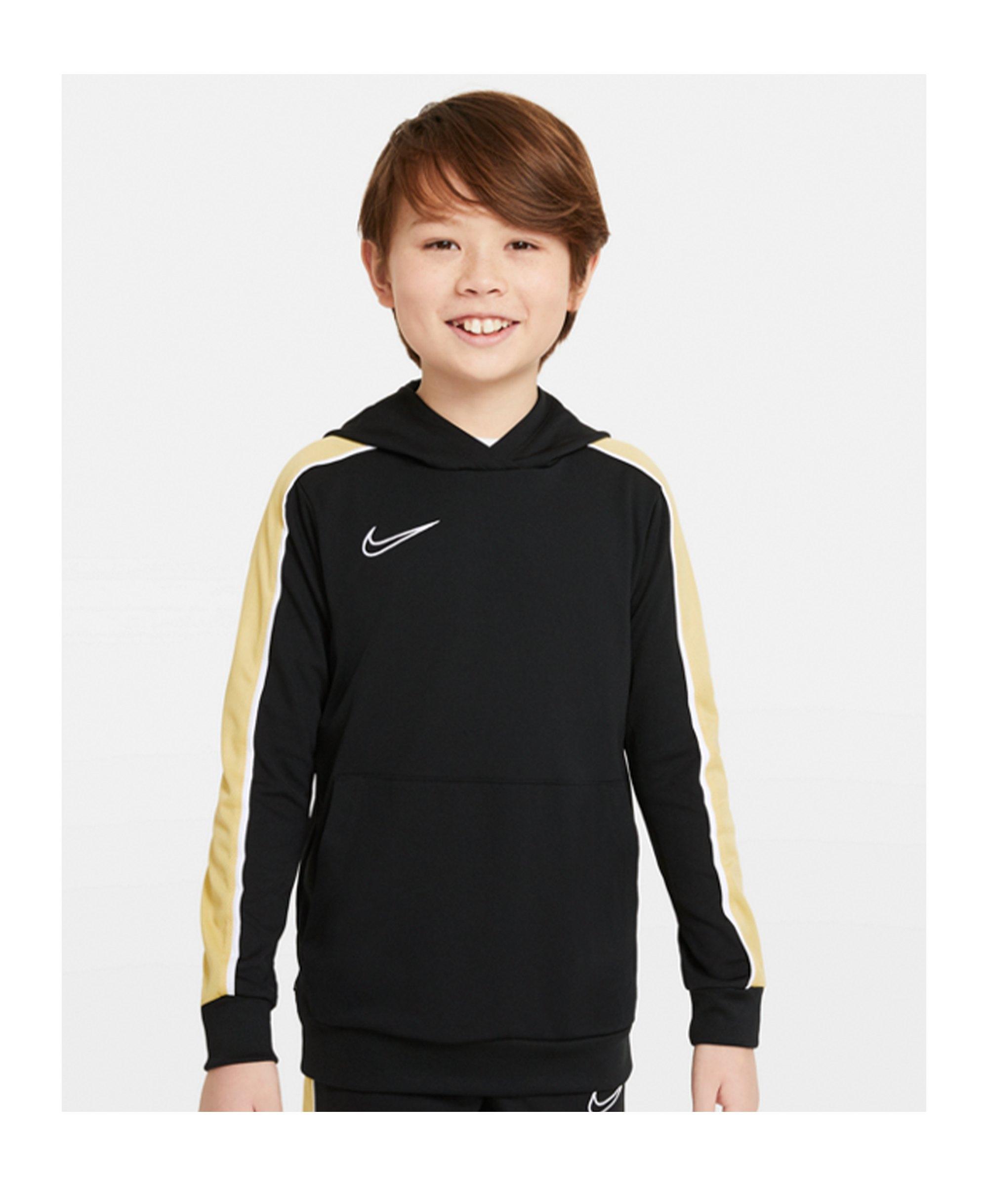 Nike Academy Dri-FIT Hoody Joga Bonito Kids F011 - schwarz