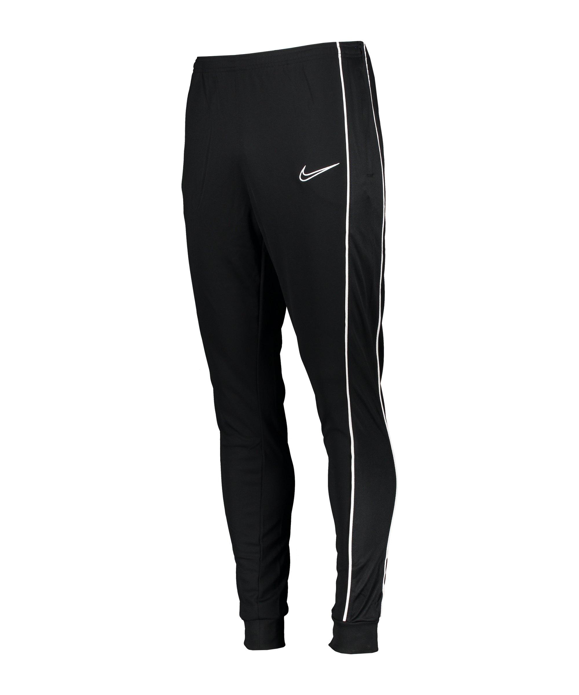 Nike Academy Dri-FIT Trainingshose Schwarz F010 - schwarz
