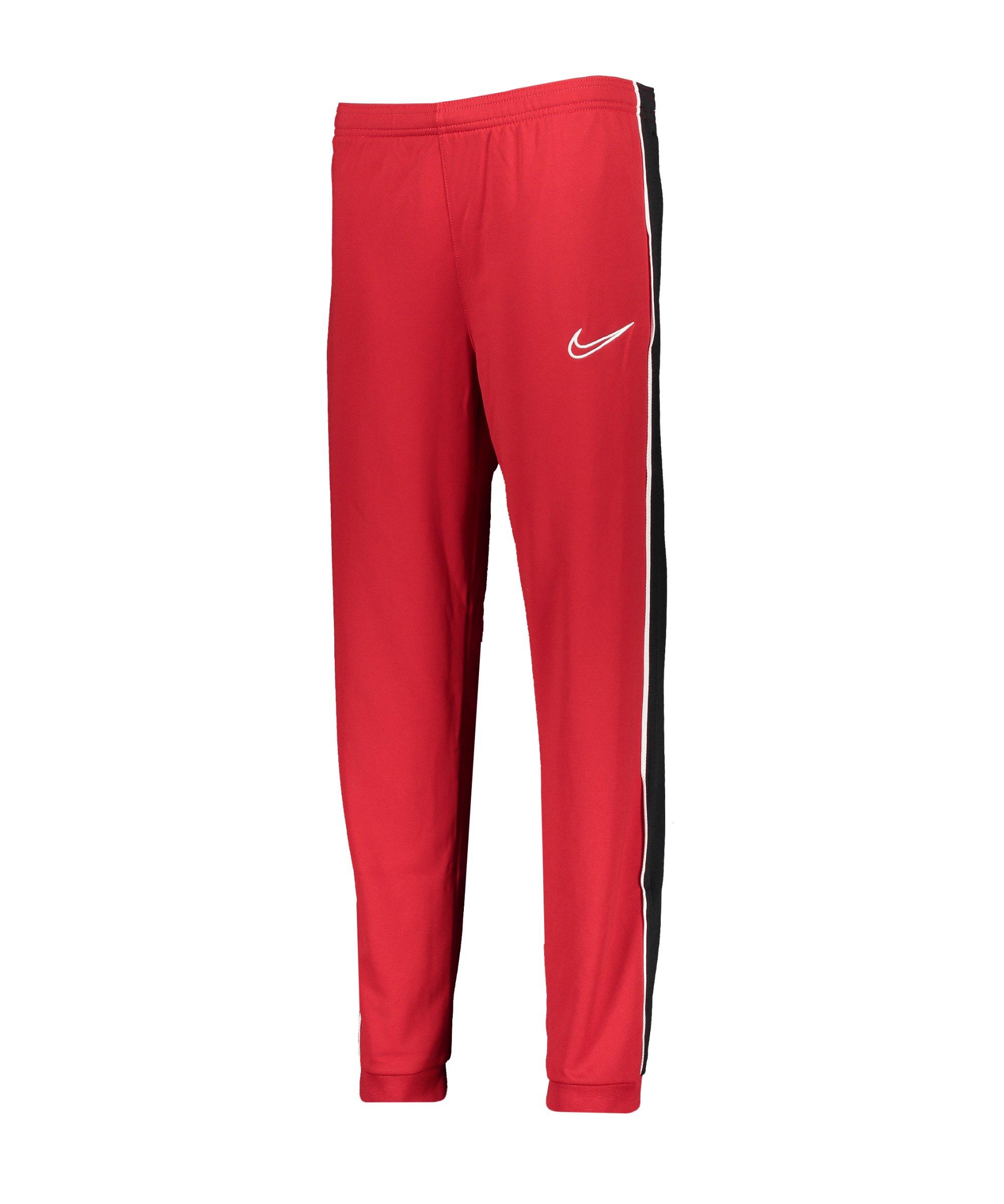 Nike Dry Academy Trainingshose Kids Rot F687 - rot