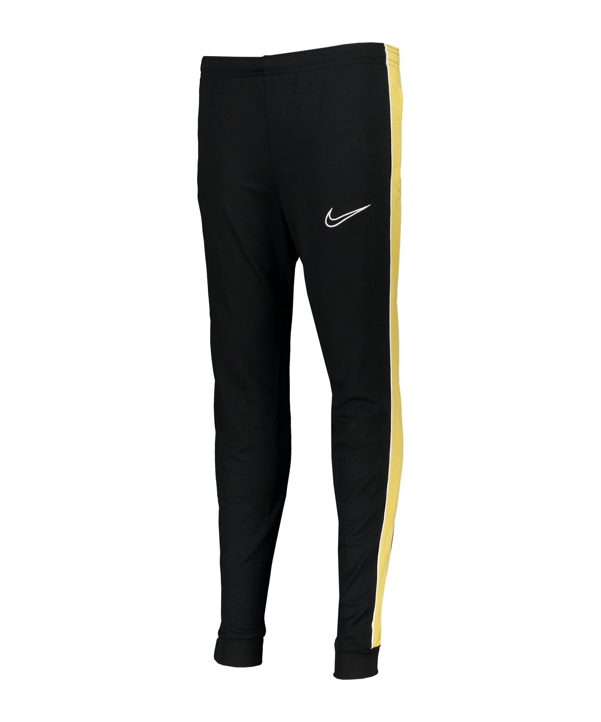 Nike Dry Academy Trainingshose Kids Schwarz F011 - schwarz