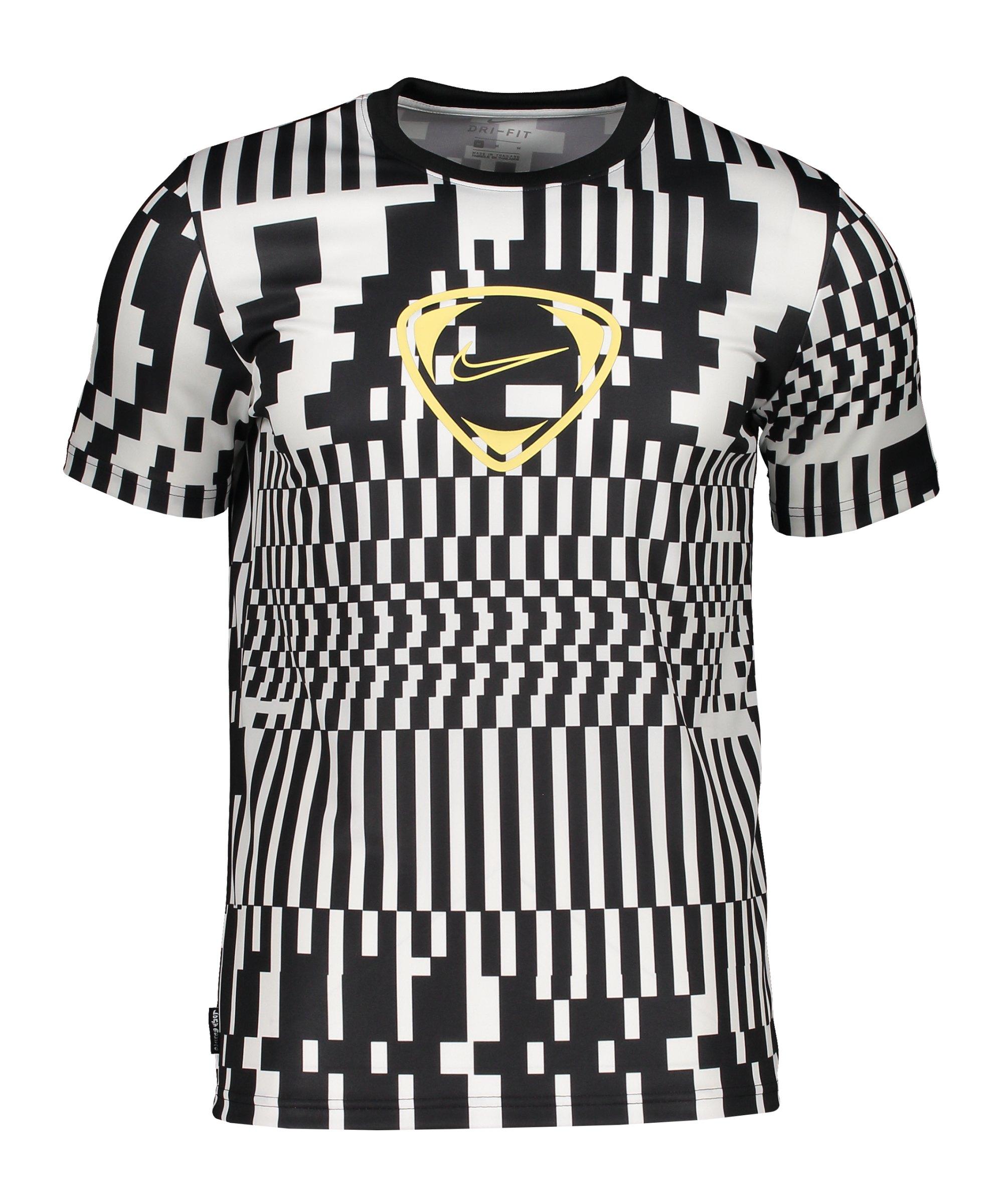Nike Academy Dri-FIT T-Shirt Summer Artist F100 - weiss
