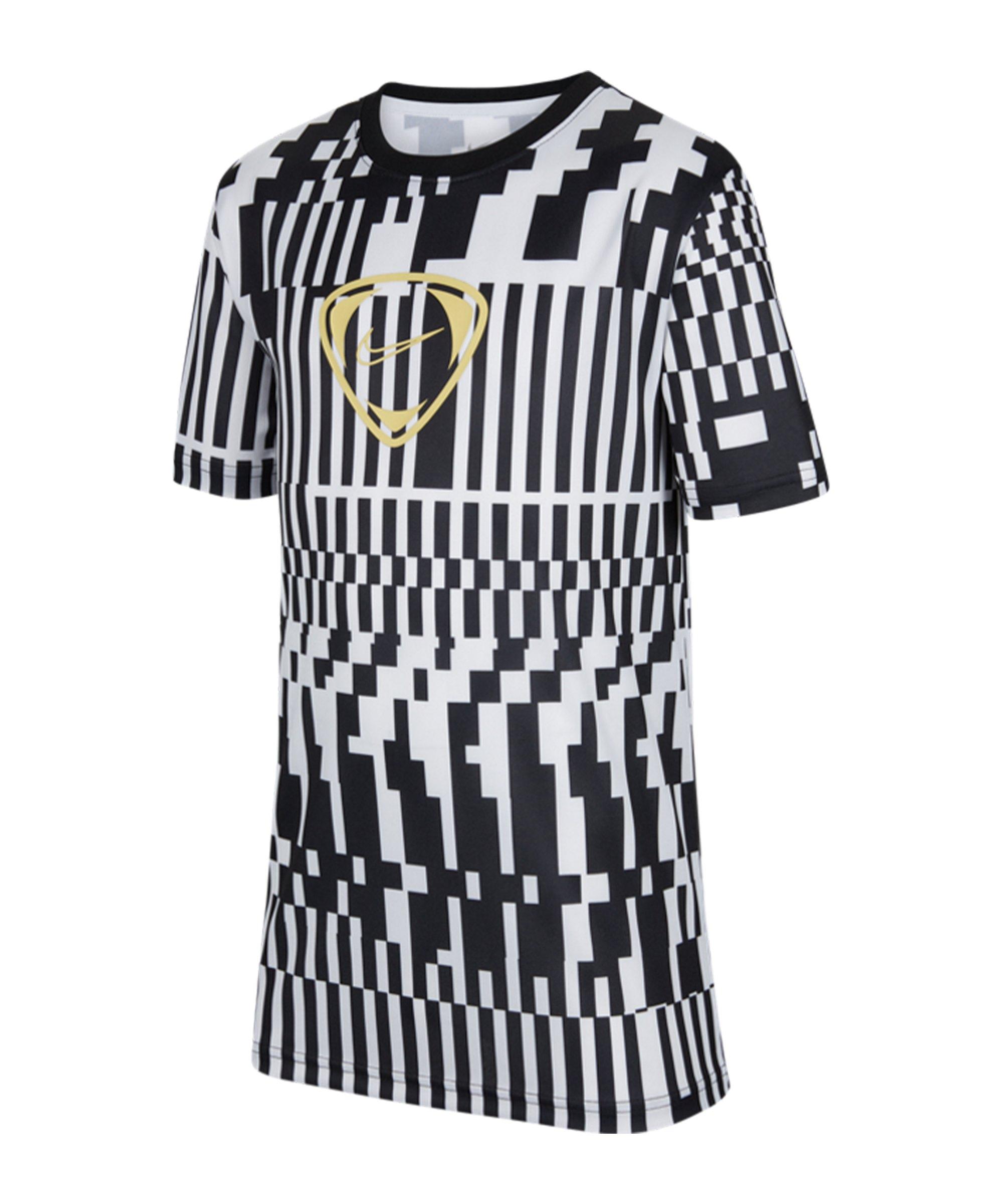 Nike Academy Dri-FIT T-Shirt Joga Bonito Kids F100 - weiss