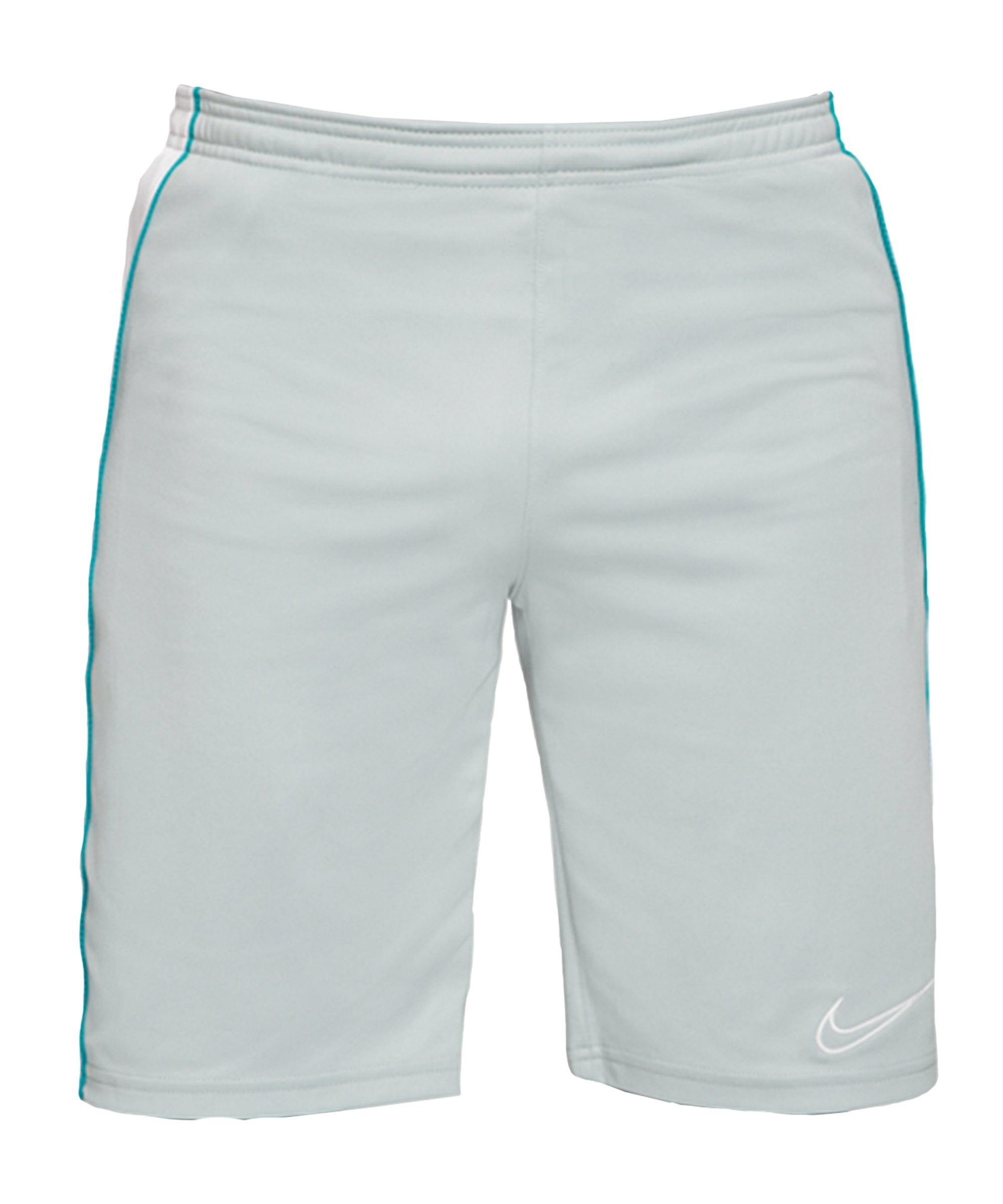 Nike Academy M18 Short Summer Artist Schwarz F019 - grau