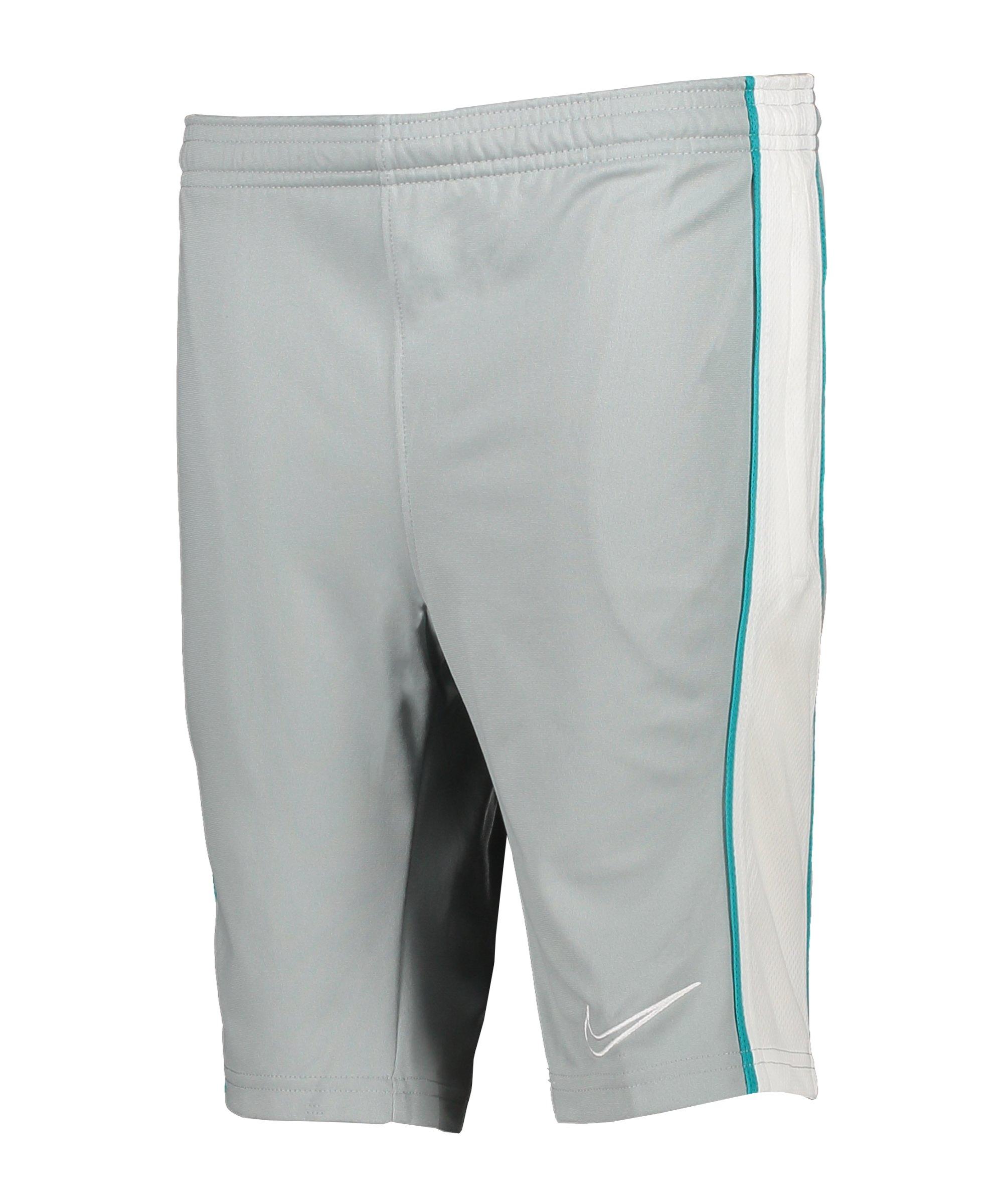 Nike Academy Dri-FIT M18 Short Kids Grau F019 - grau