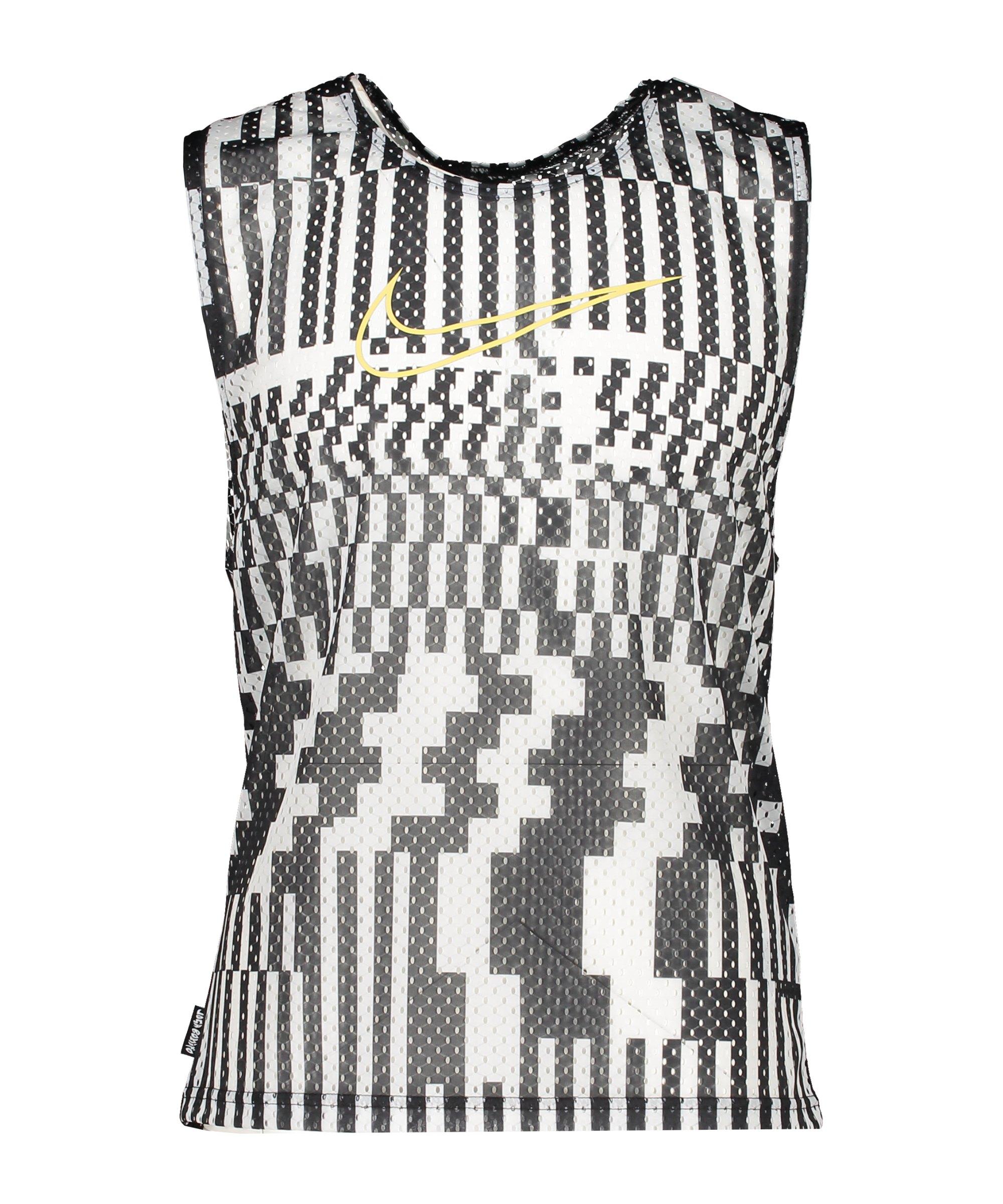 Nike Academy Tanktop Summer Artist Weiss F100 - weiss