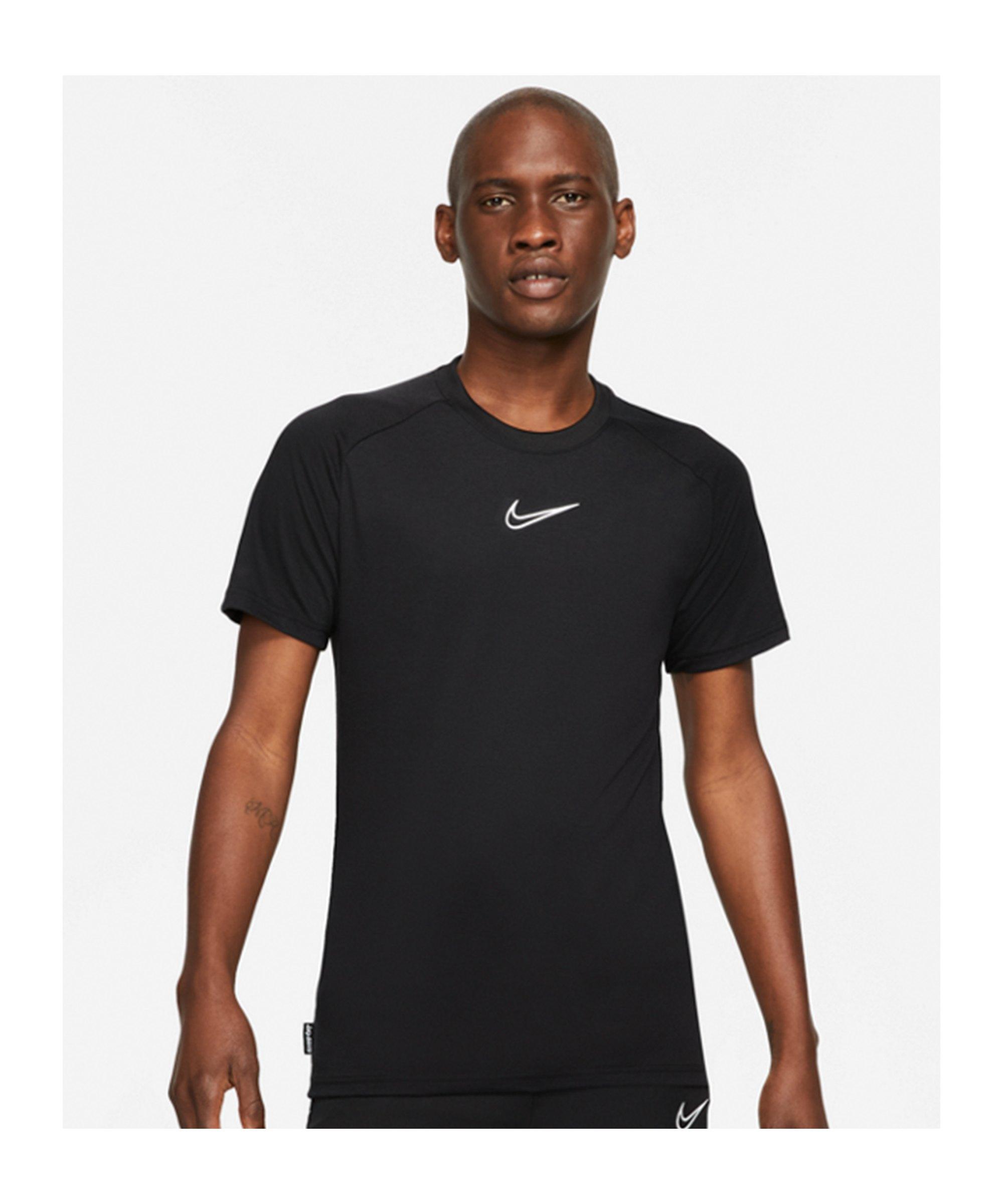 Nike Academy Dri-FIT T-Shirt Summer Artist F010 - schwarz