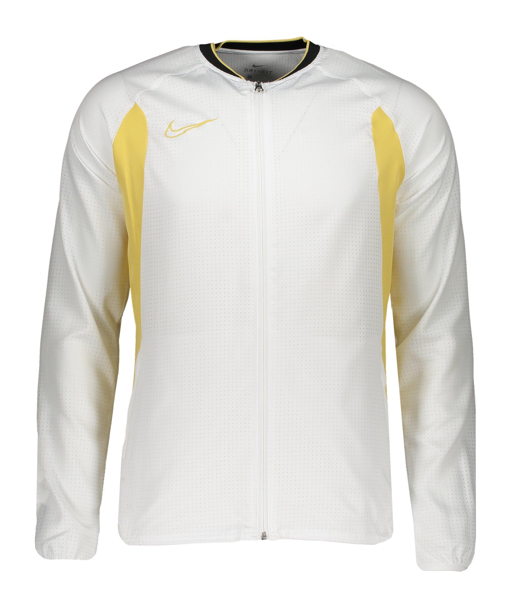 Nike Academy Trainingsjacke Summer Artist F100 - weiss