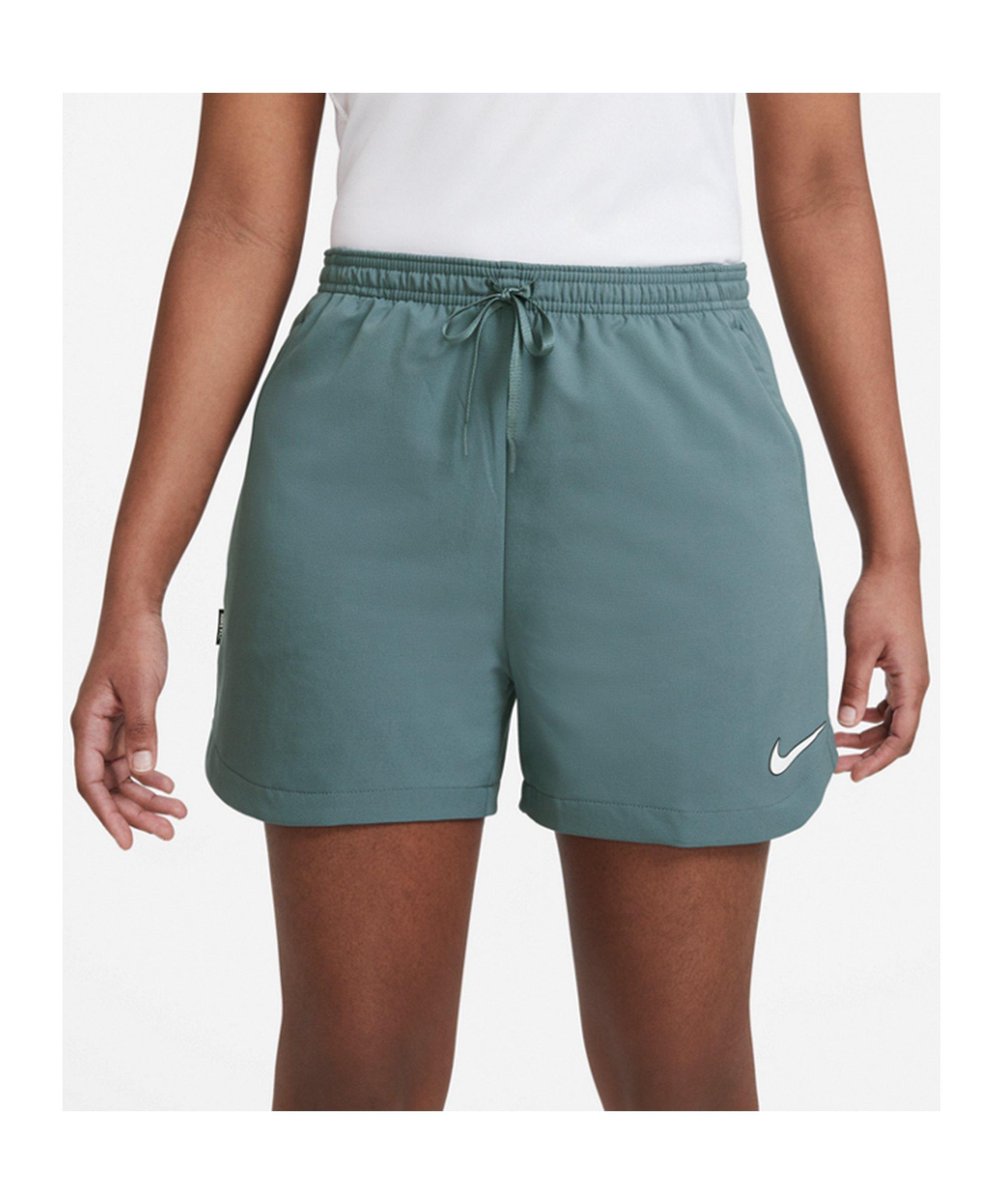 Nike F.C. Short Damen F387 - gruen