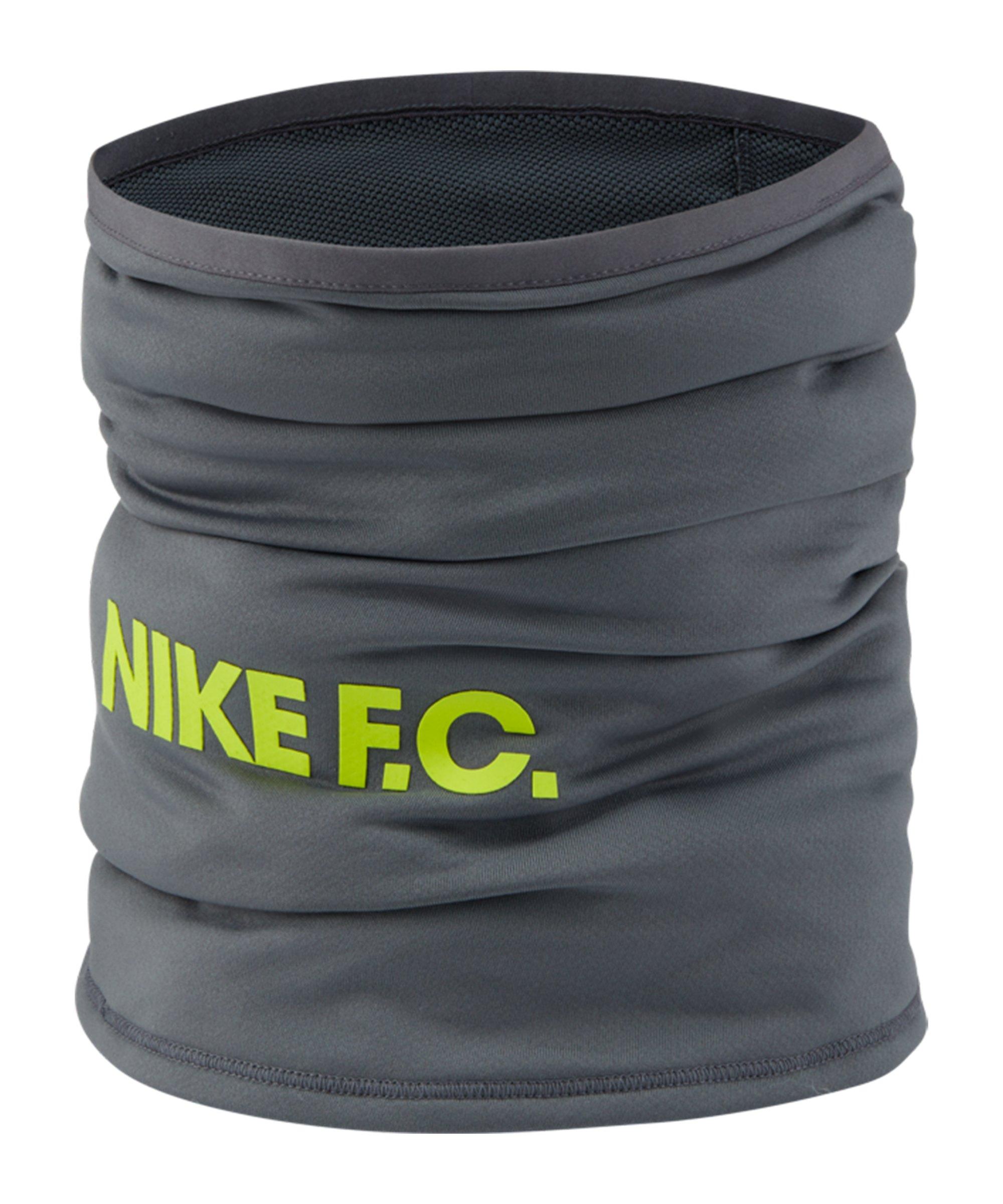 Nike F.C. Neckwarmer Grau F084 - grau