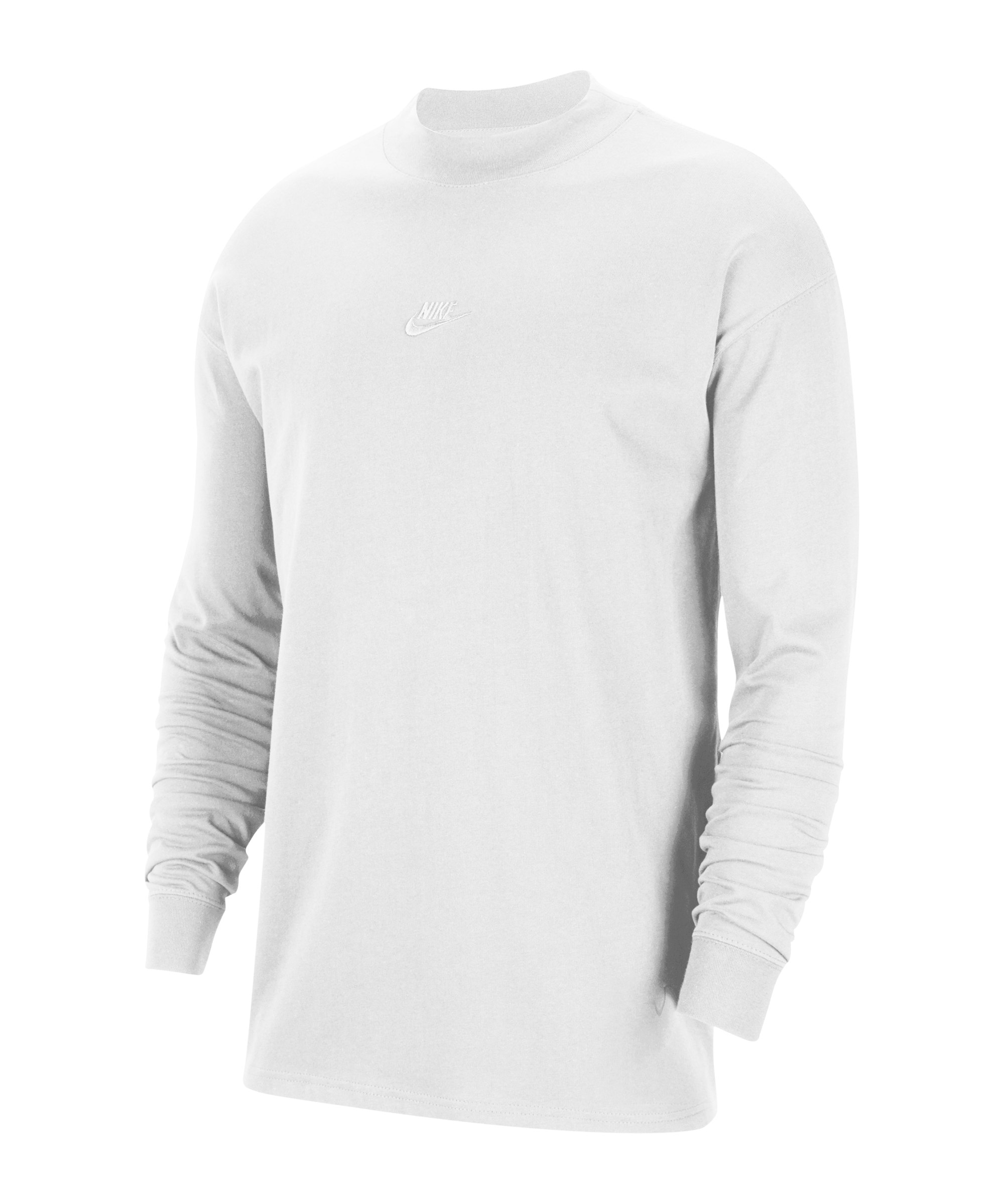 Nike Graphic Shirt langarm Weiss F100 - weiss