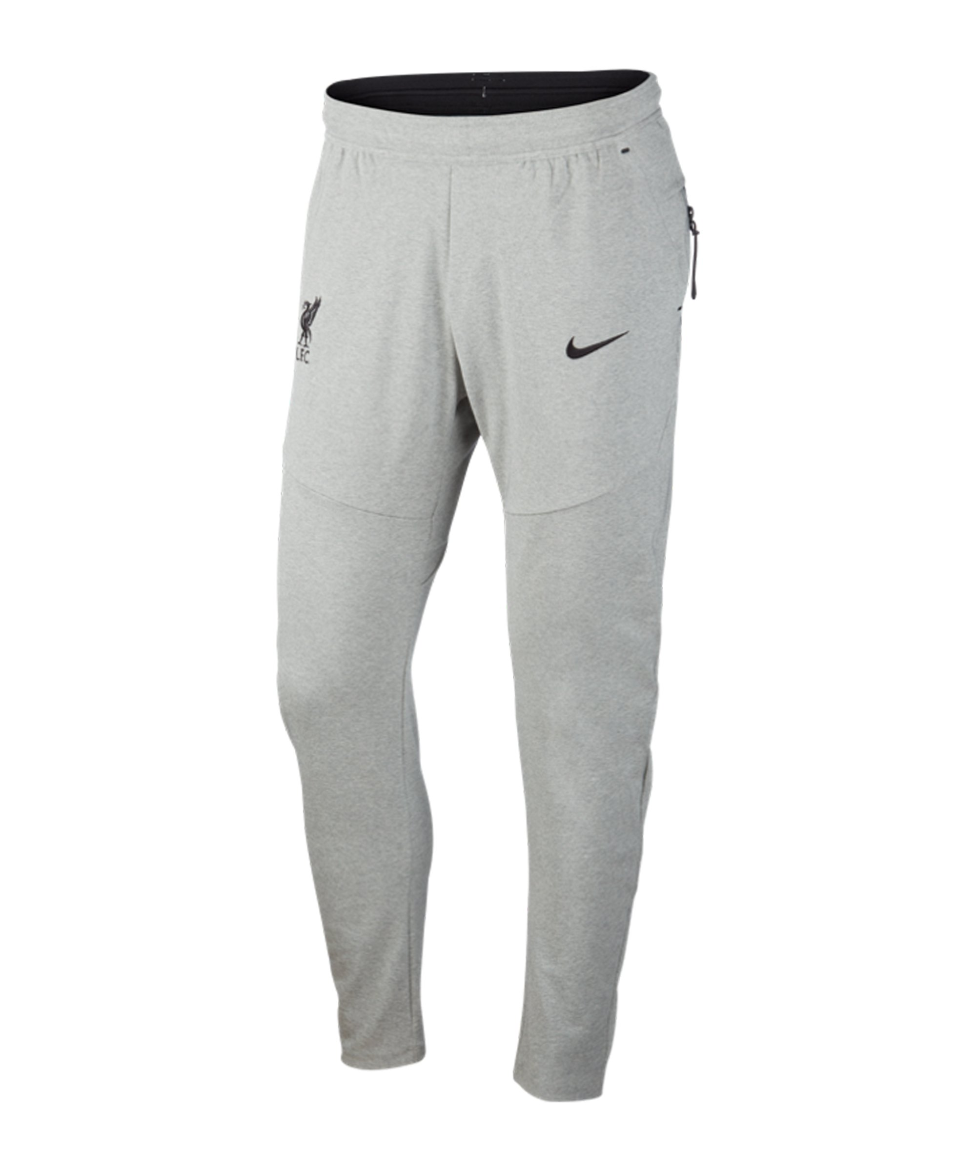 Nike FC Liverpool Tech Pack Trainingshose F063 - grau