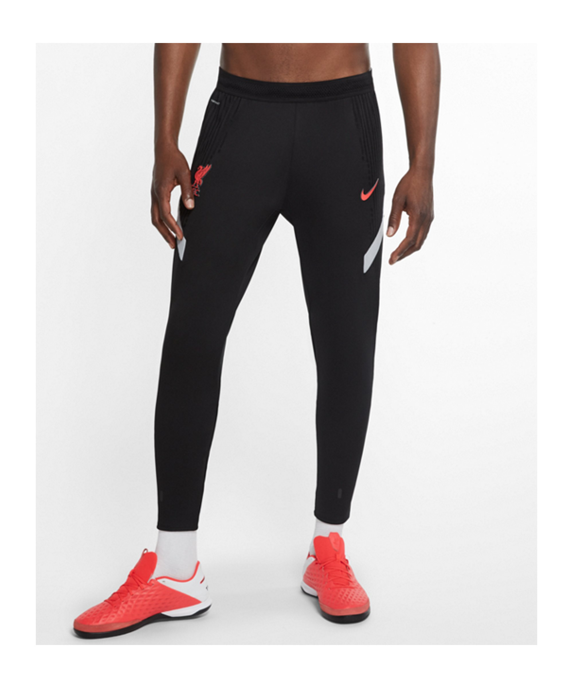 Nike FC Liverpool Vapor Knit Trainingshose F010 - schwarz