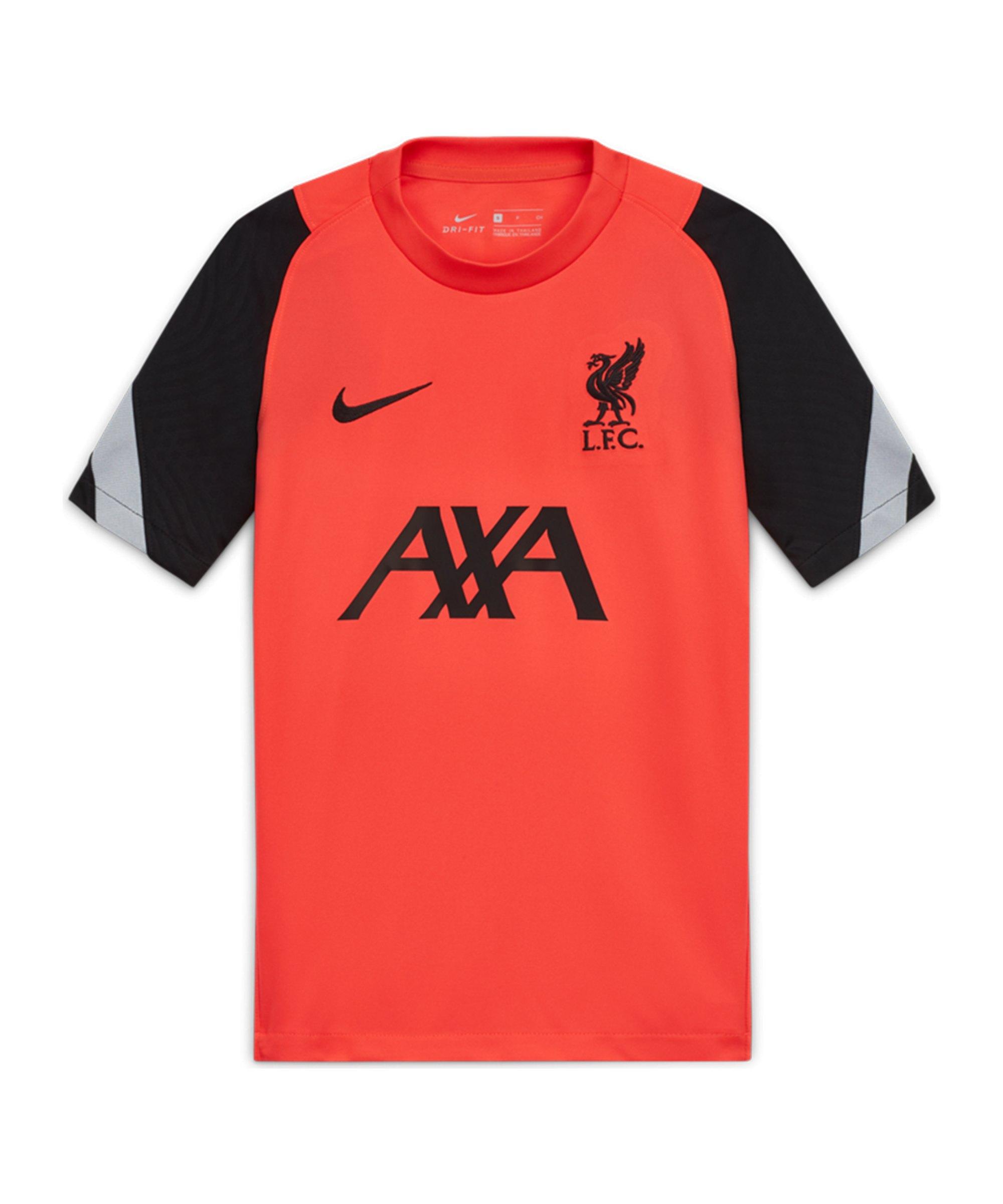 FC Liverpool Strike Trainingsshirt CL Kids Rot F644 - rot