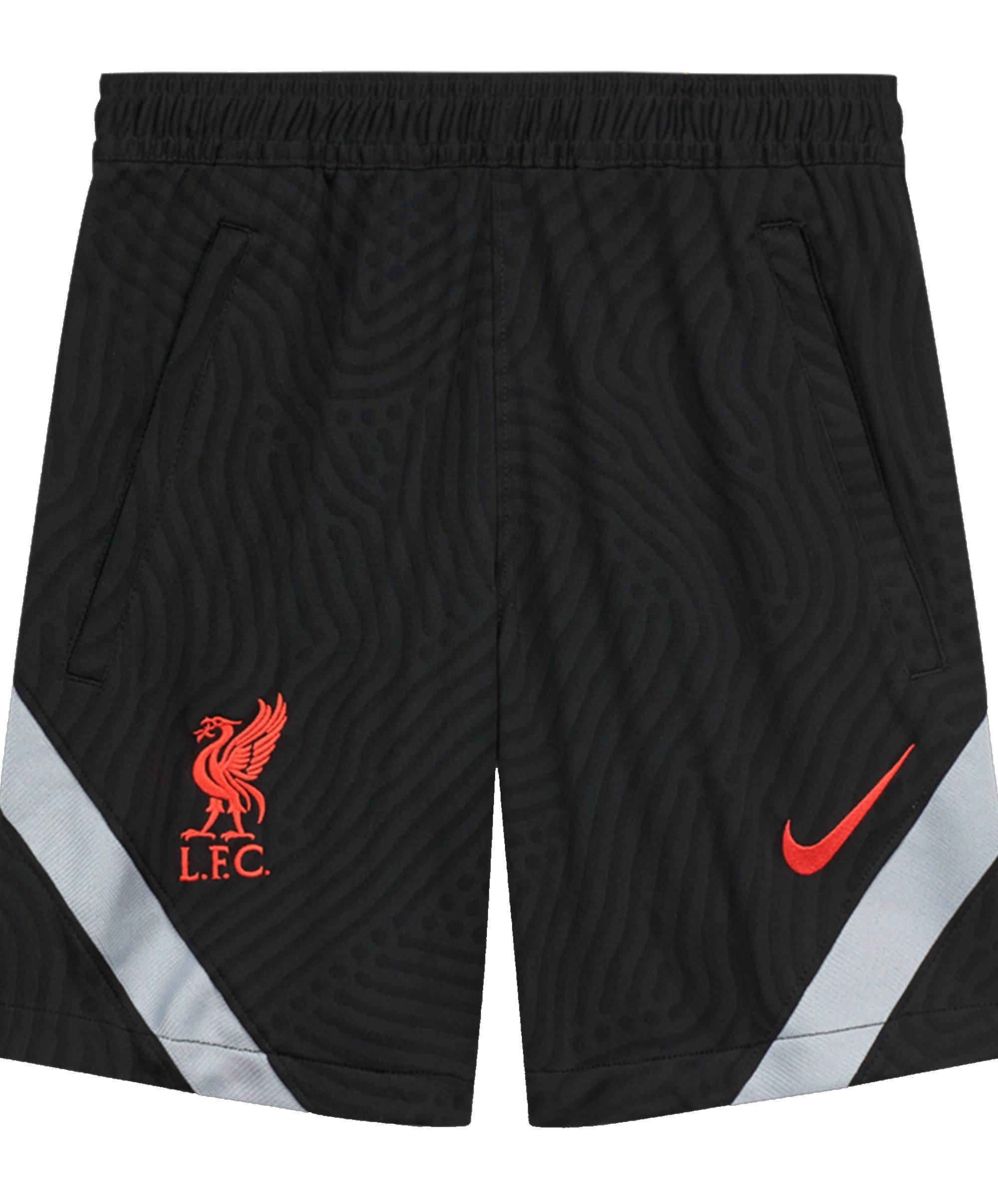 Nike FC Liverpool Dry Strike Short CL Kids F010 - schwarz