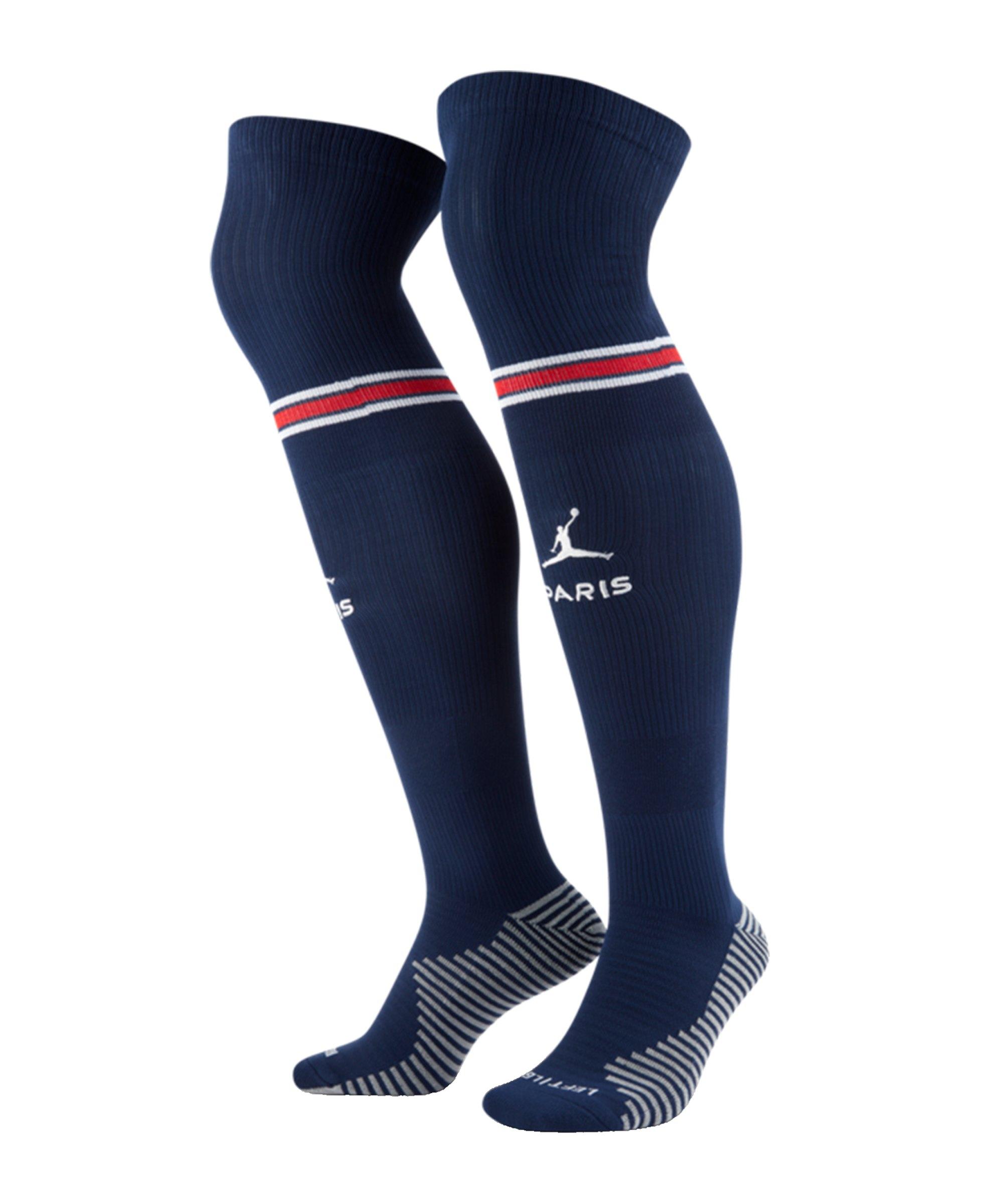 Jordan Paris St. Germain Stutzen Home 2021/2022 Blau F410 - blau
