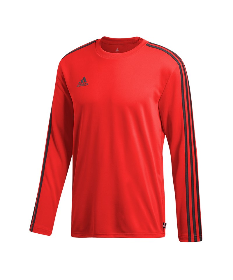 adidas Tango Terry Sweatshirt Rot - rot