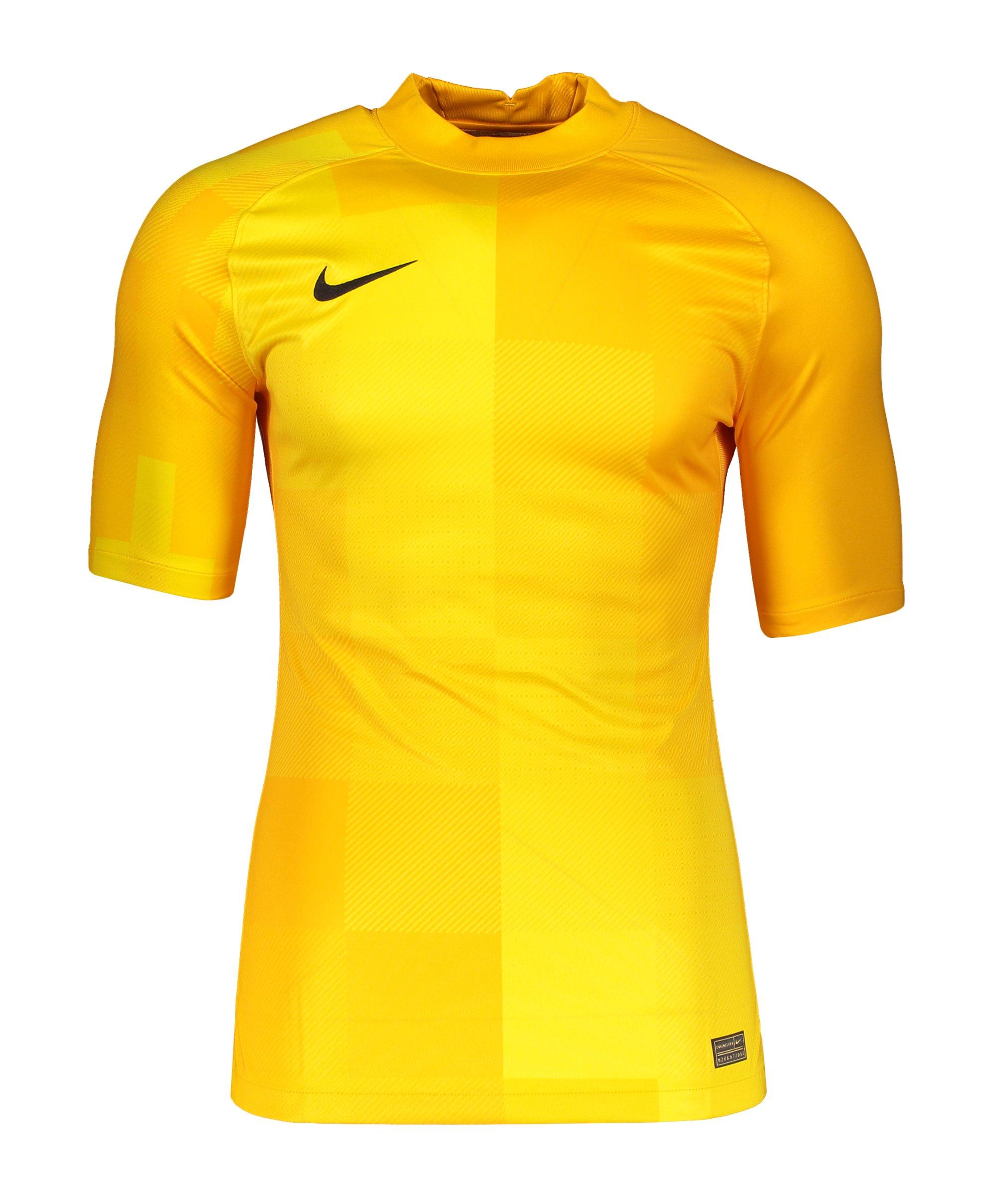 Nike Promo TW-Trikot kurzarm Gelb F739 - gelb