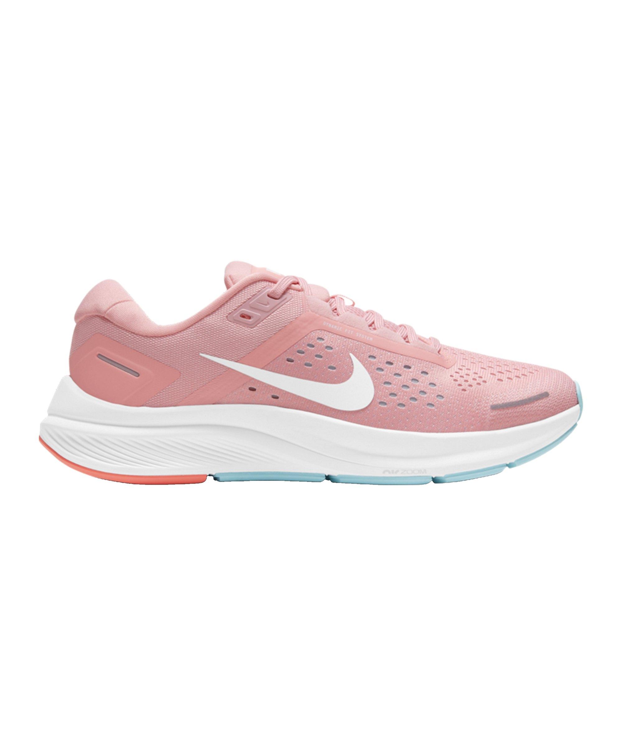 Nike Air Zoom Structure 23 Running Damen F601 - pink