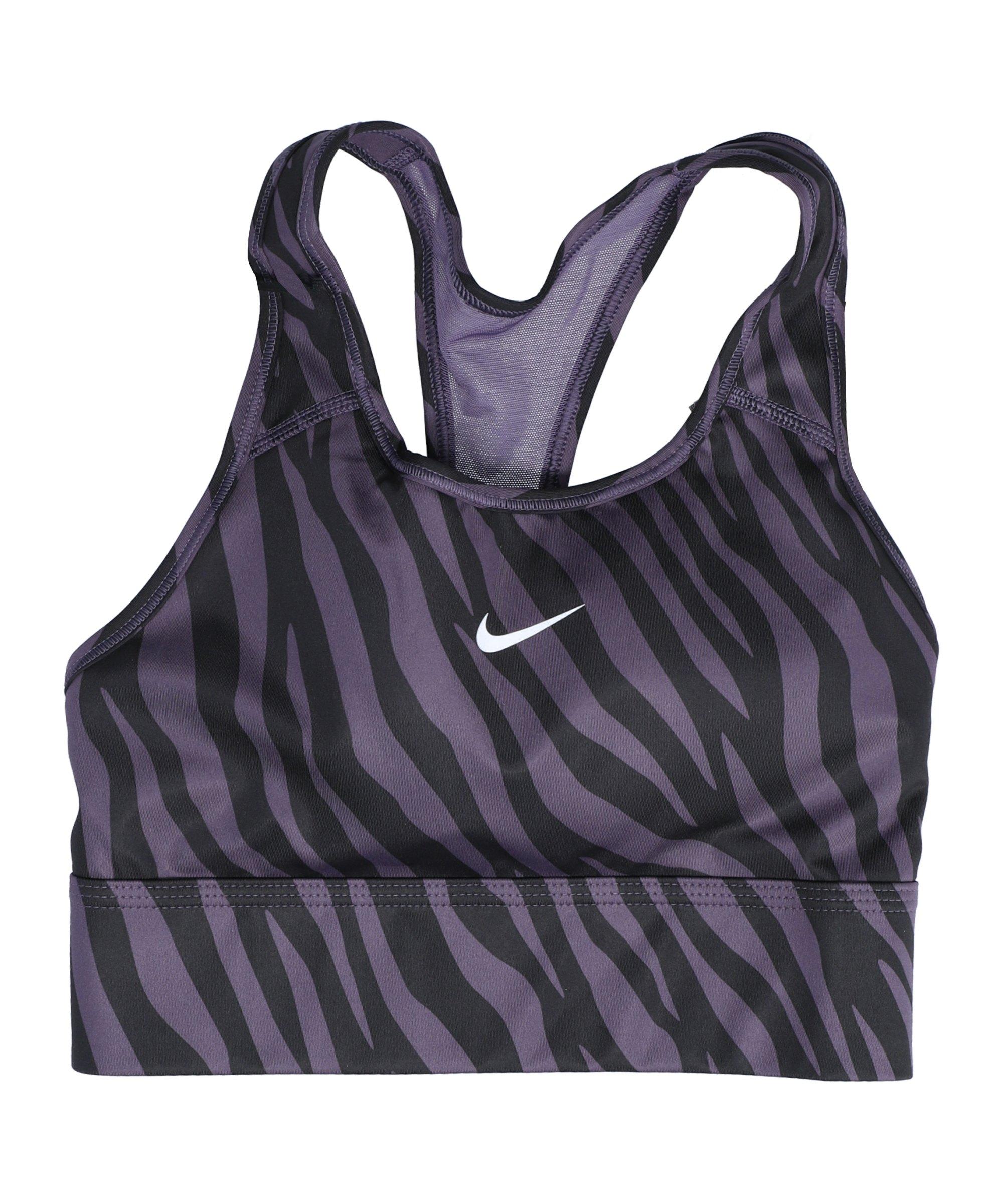 Nike Swoosh Iconclash Sport-BH Damen Rot F573 - rot