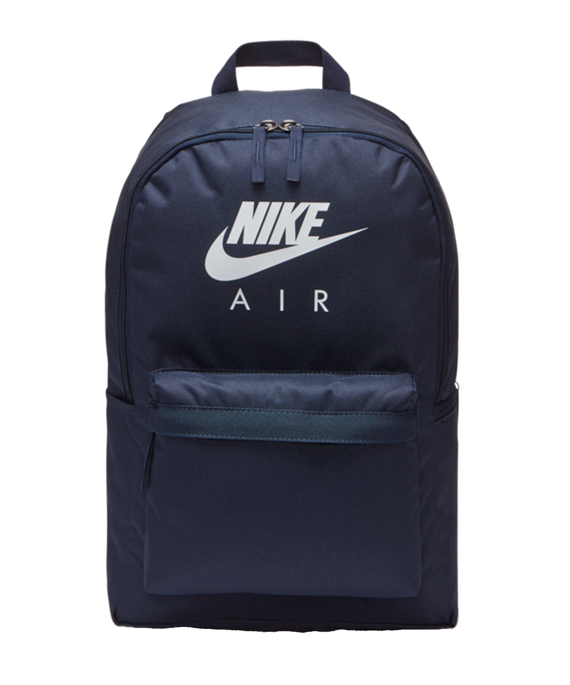 Nike Air Heritage 2.0 Rucksack Blau F451 - blau