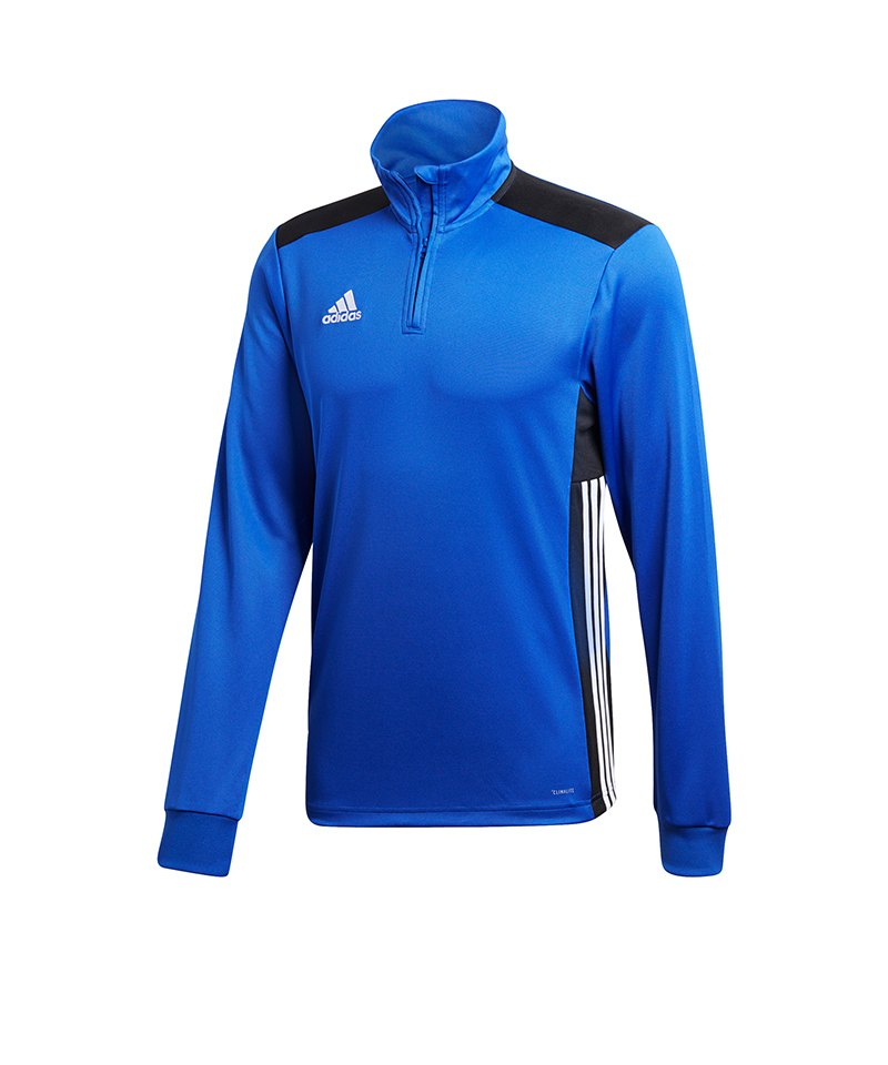 adidas Regista 18 Training Top Blau Schwarz - blau