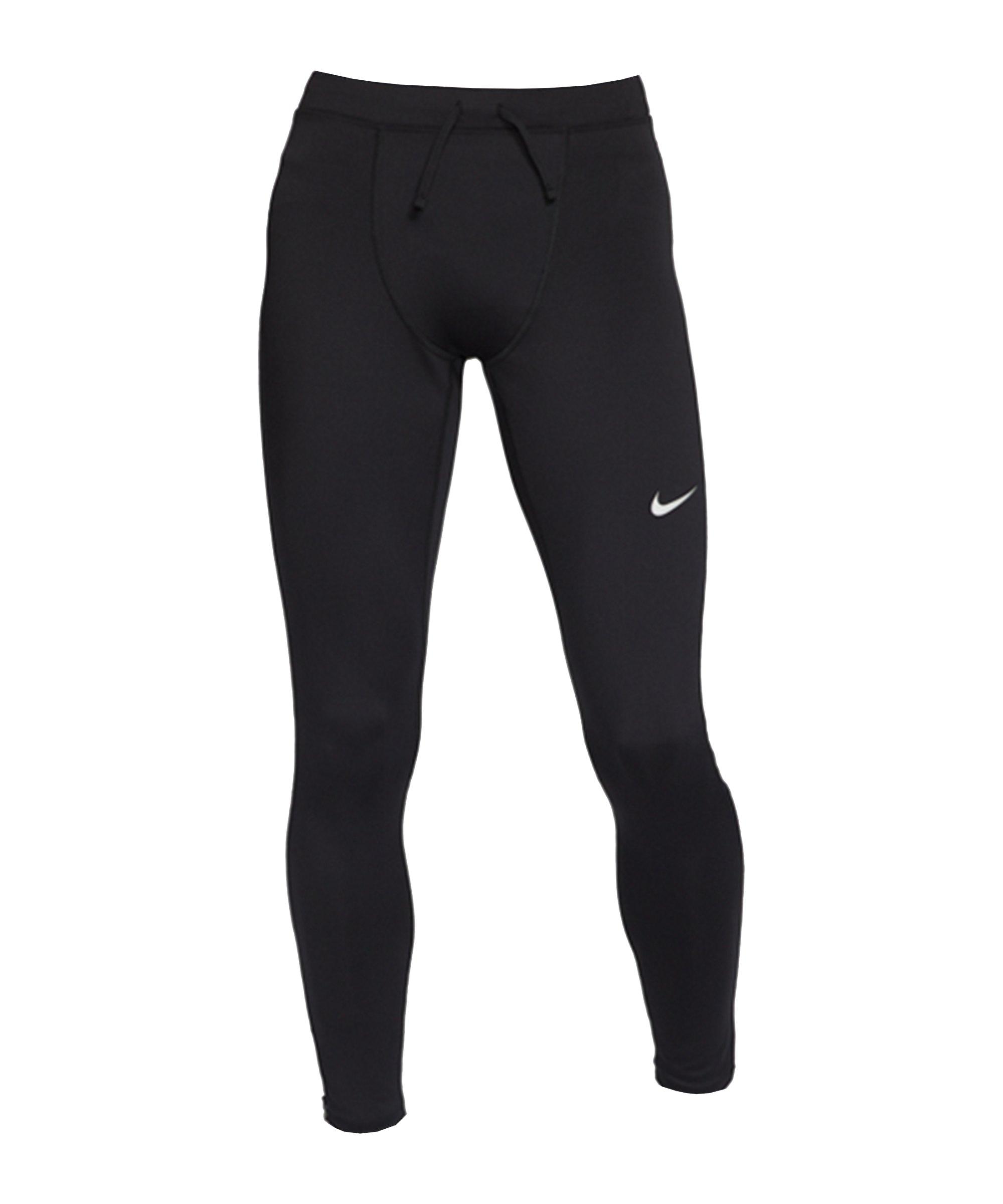 Nike Challenger Tight Running Schwarz F010 - schwarz