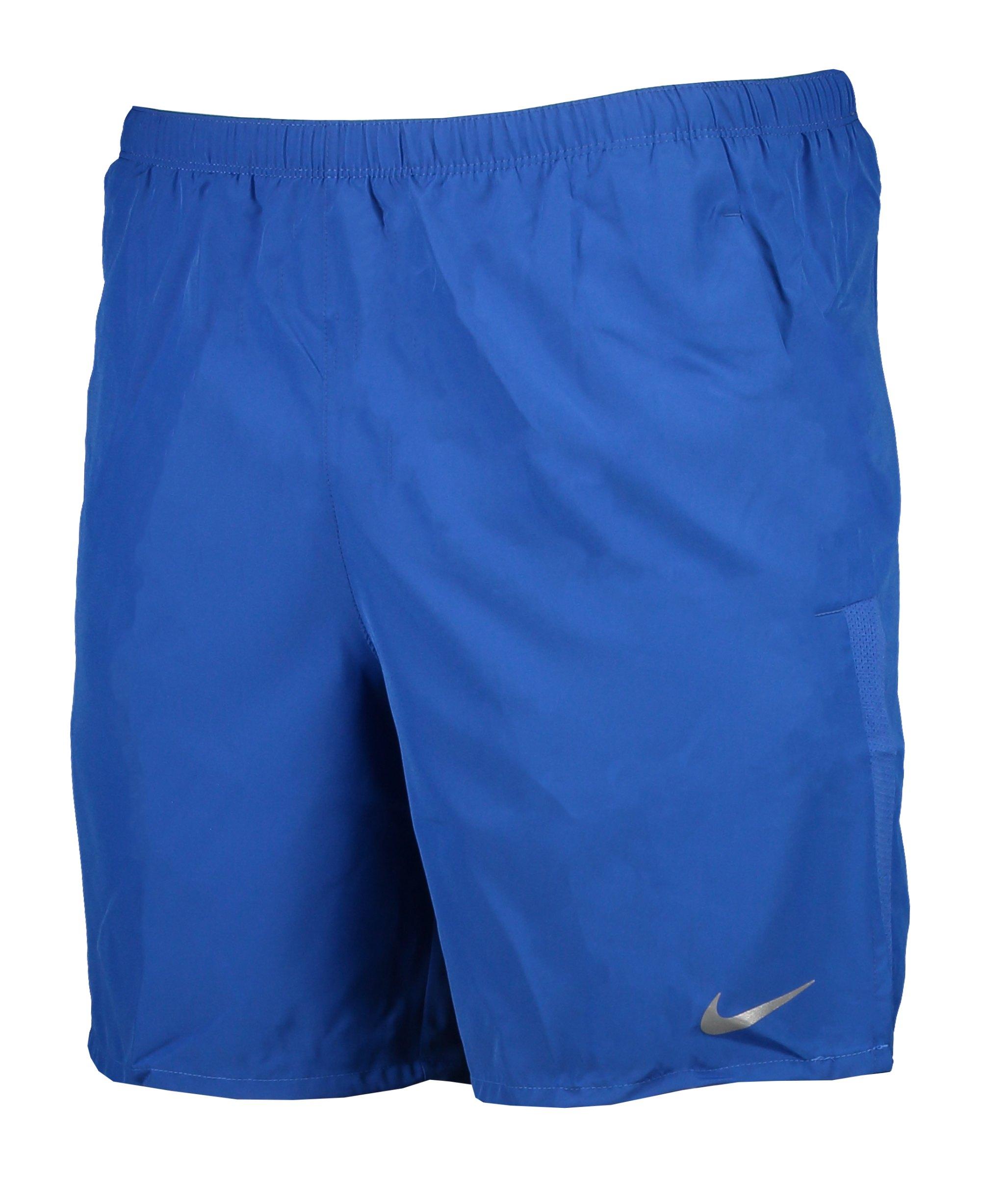 Nike Challenger Brief-Lined2 Short Running F480 - blau