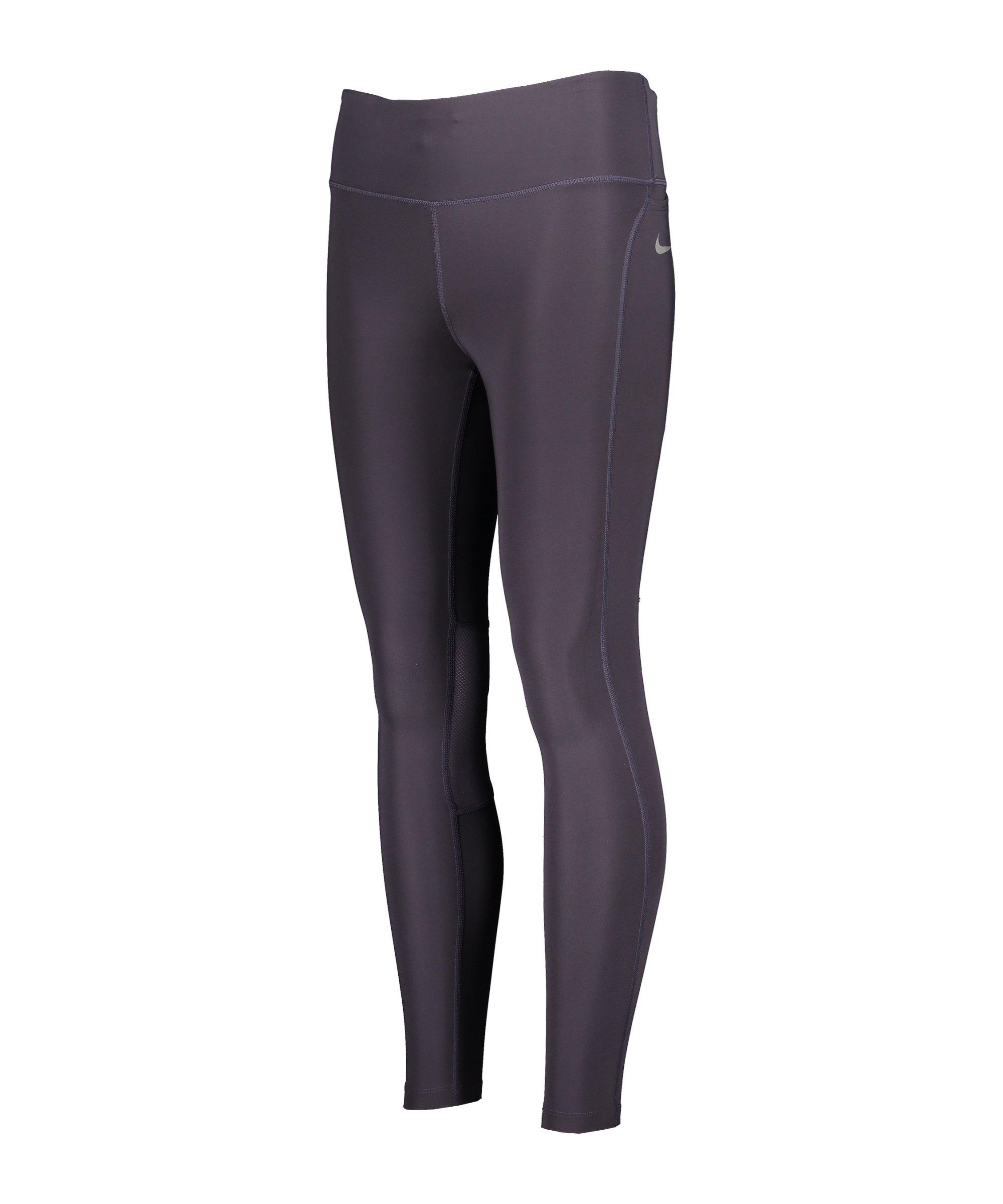Nike Fast Leggings Running Damen Lila F573 - lila