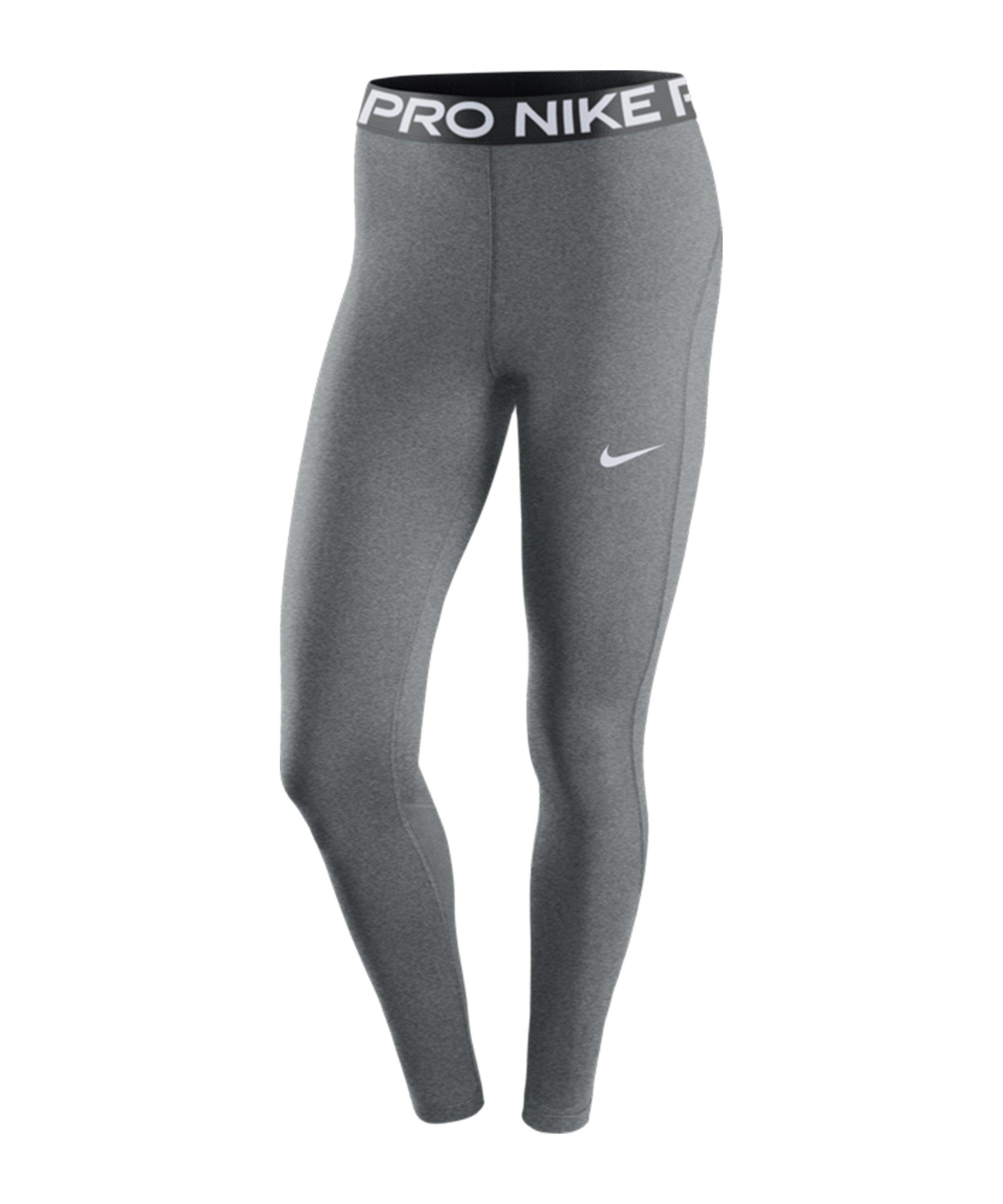 Nike 365 Leggings Training Damen Grau F084 - grau