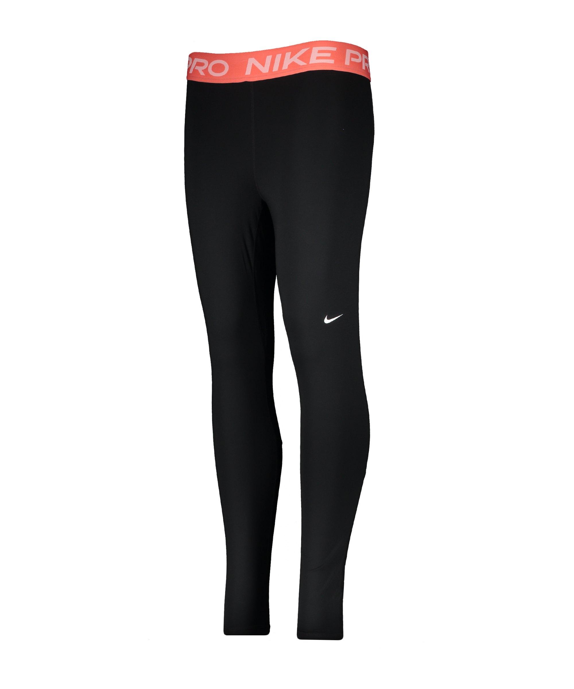 Nike 365 Leggings Training Damen Schwarz F015 - schwarz