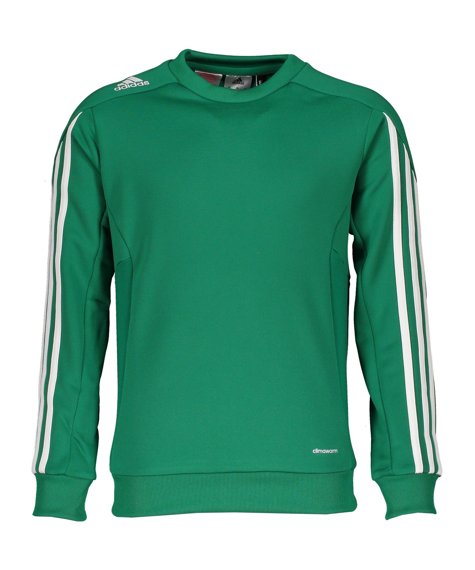 adidas Climacool MT14 Sweatshirt Kids Costum Grün - gruen
