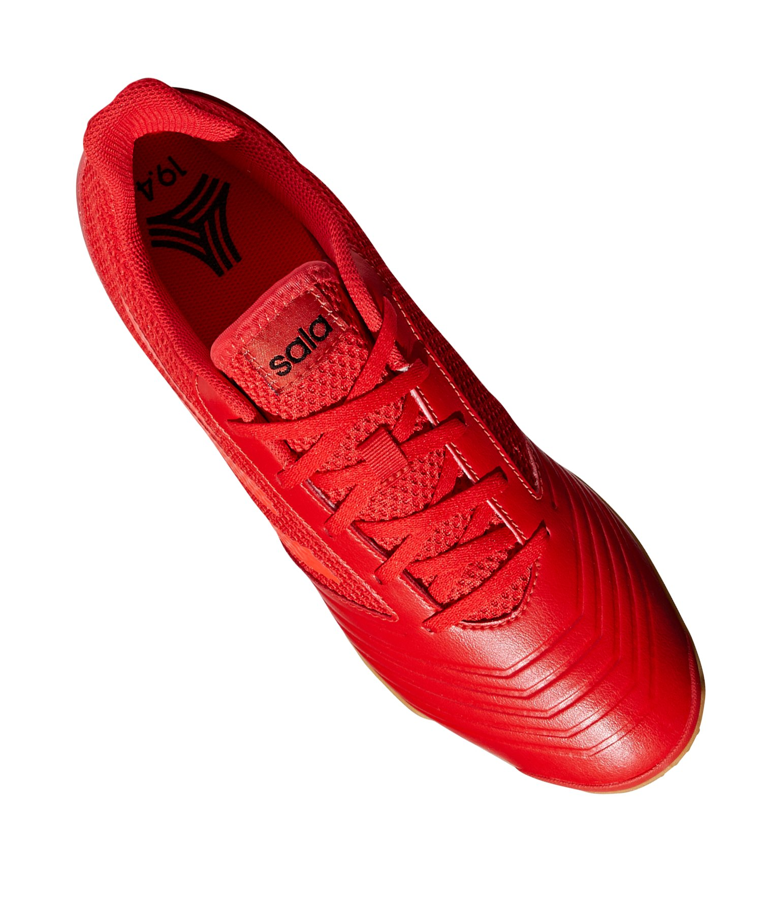 adidas Predator 19.4 IN Sala Rot Schwarz