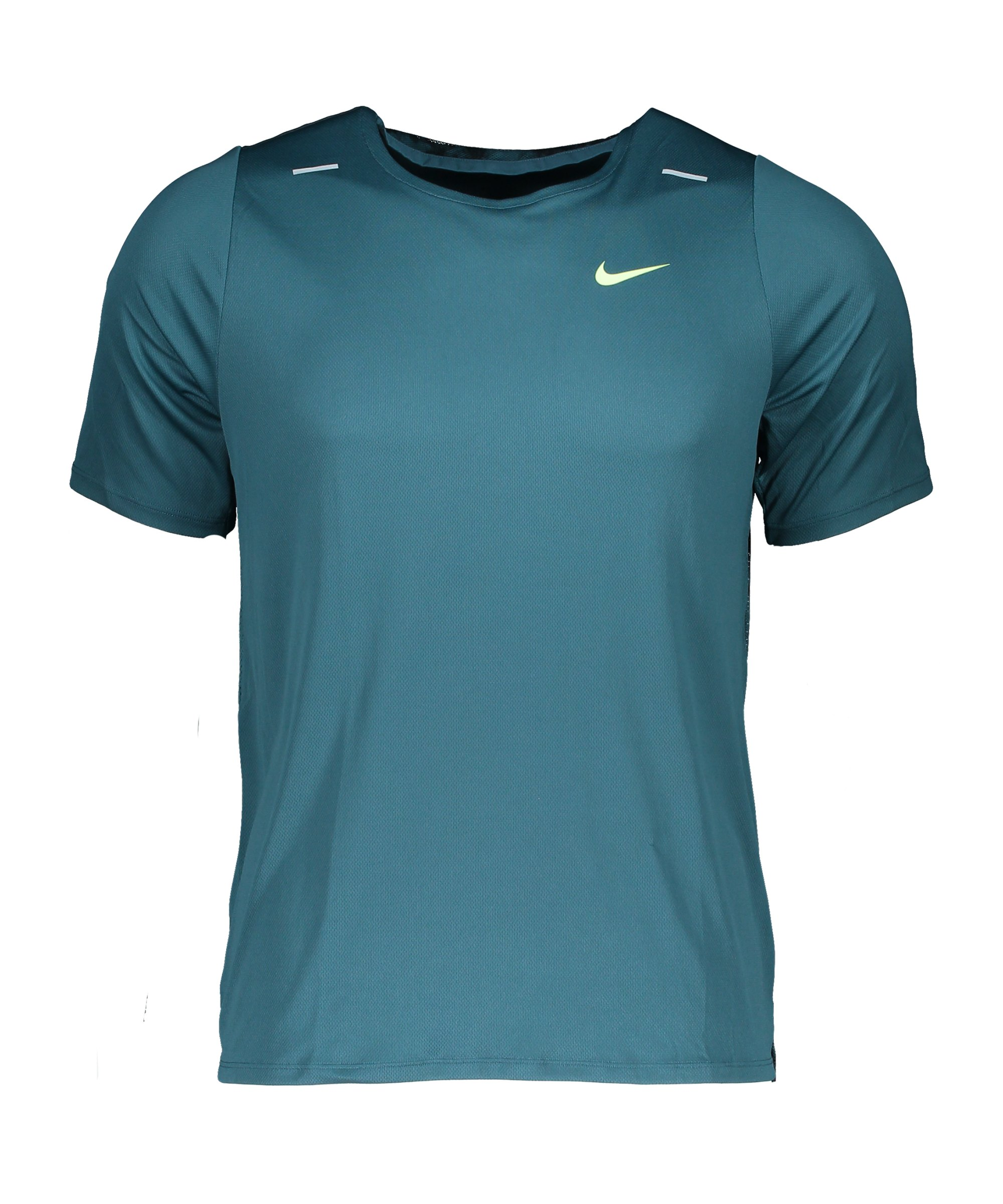 Nike Rise 365 Wild Run GX T-Shirt Running F393 - gruen