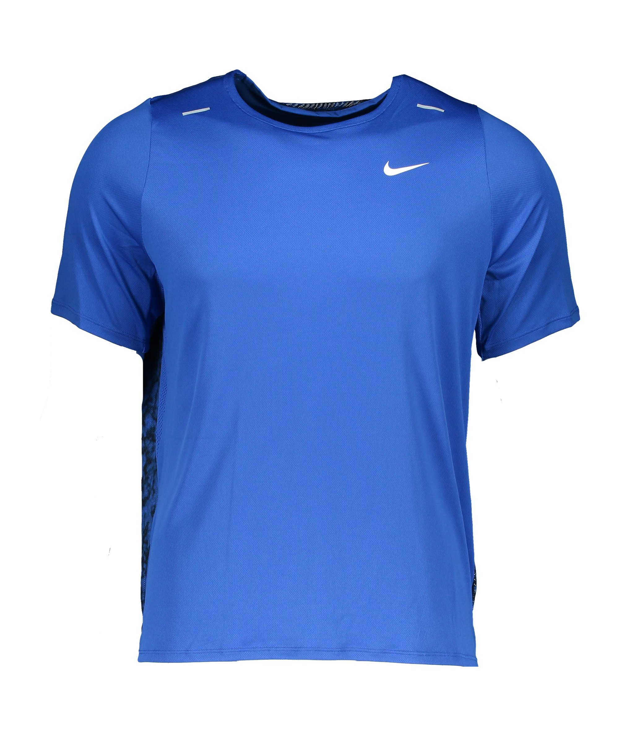 Nike Rise 365 Wild Run GX T-Shirt Running F480 - blau