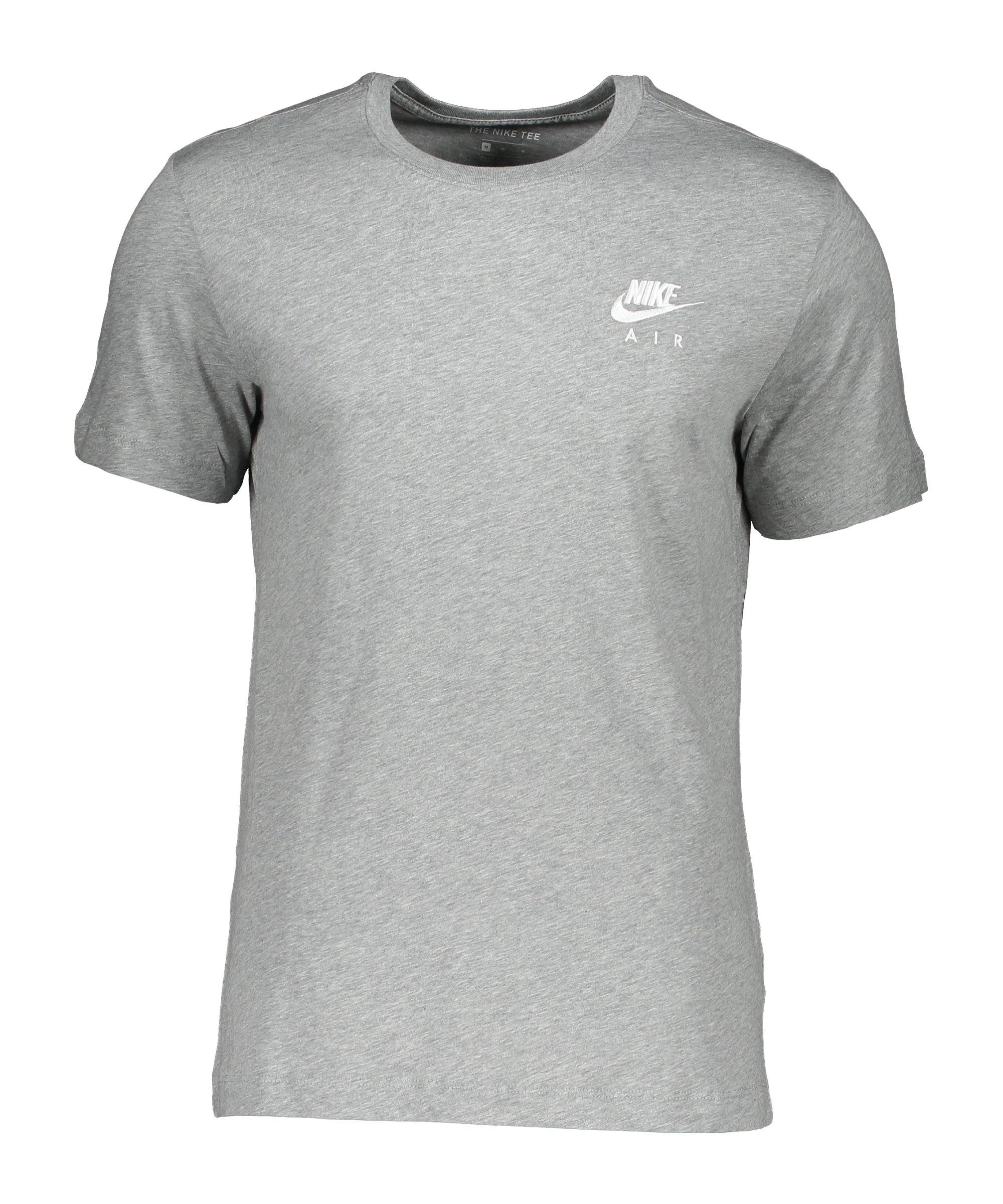 Nike Graphic T-Shirt Grau F063 - grau