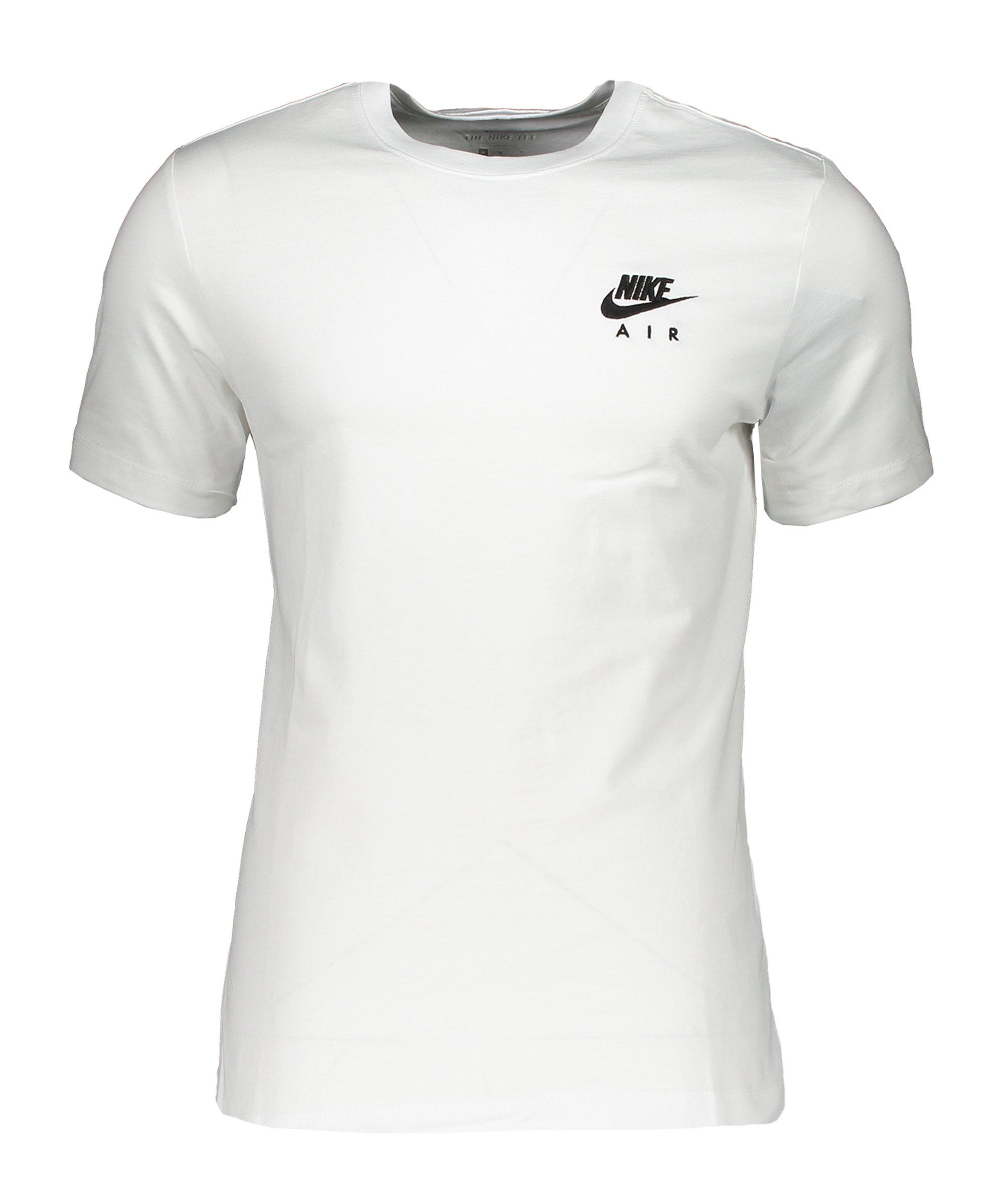 Nike Graphic T-Shirt Weiss F100 - weiss