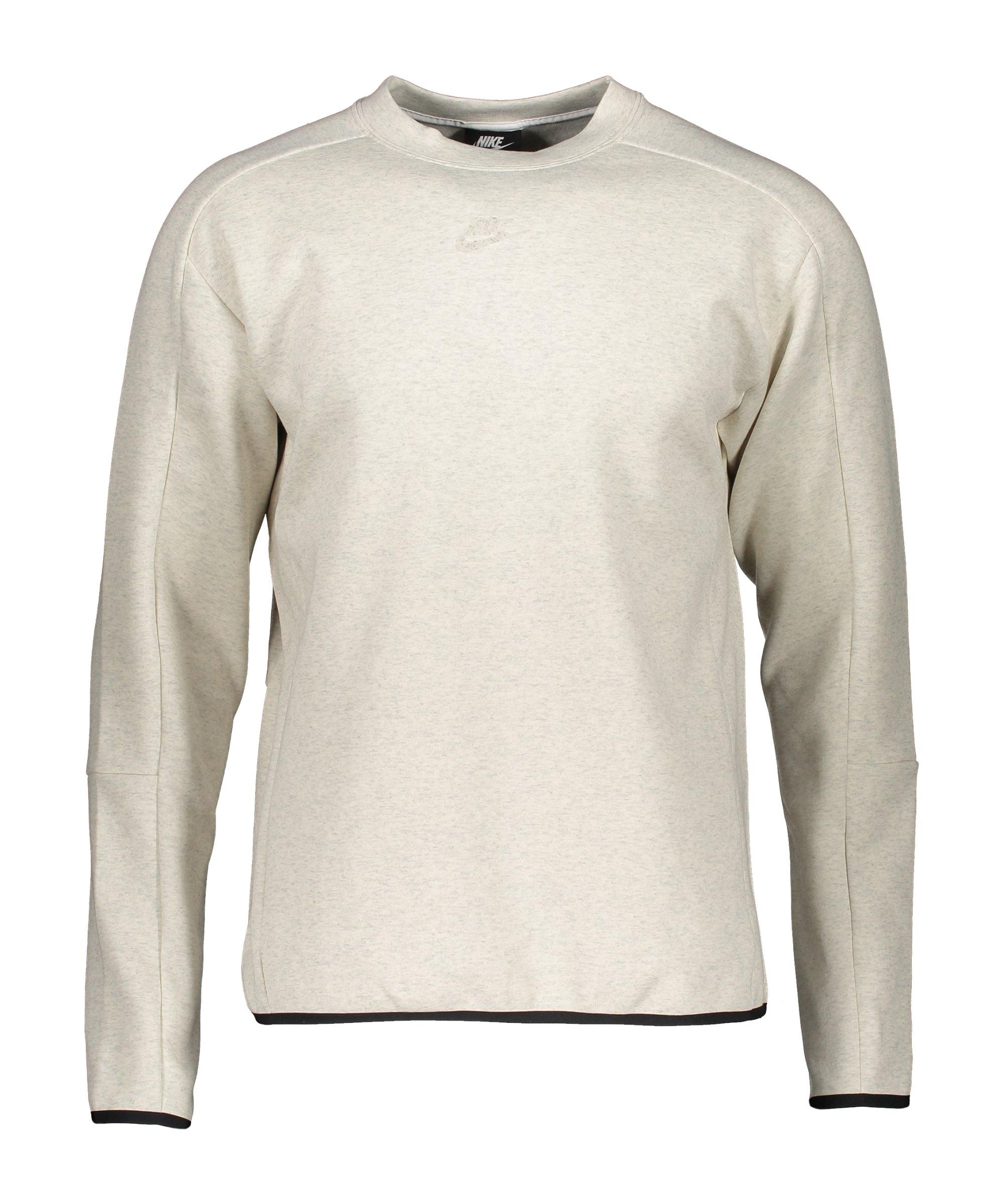 Nike Tech Fleece Crew Revival Sweatshirt F100 - beige