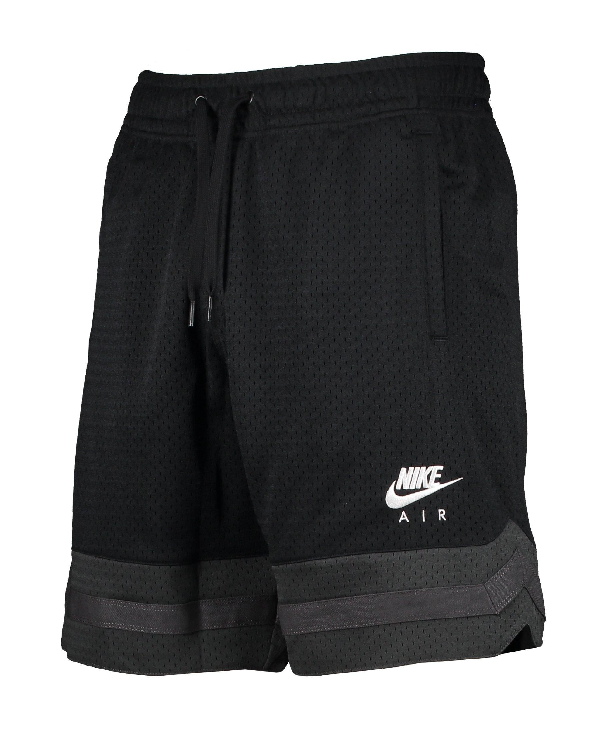 Nike Air Mesh Short Schwarz F010 - schwarz