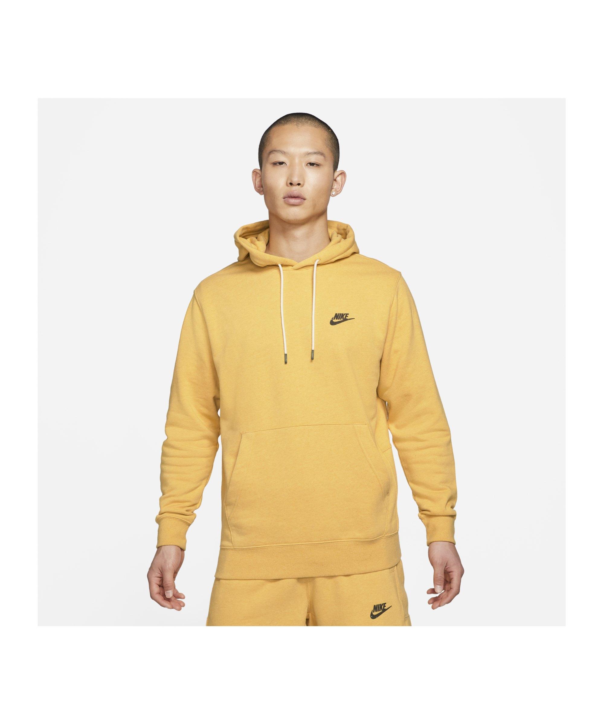 Nike Revival Hoody Gelb F761 - gelb
