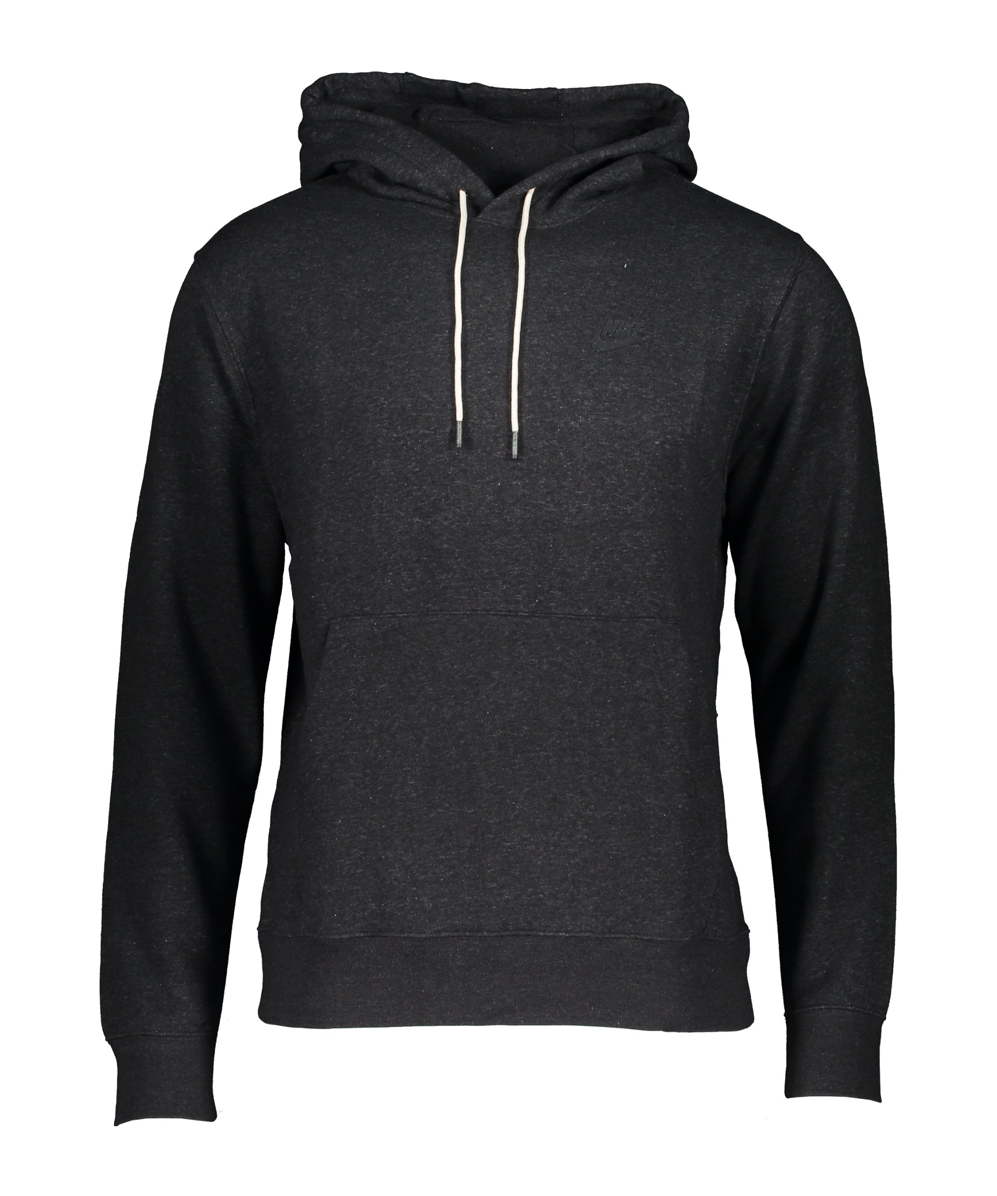 Nike Revival Hoody Schwarz Grau F010 - schwarz