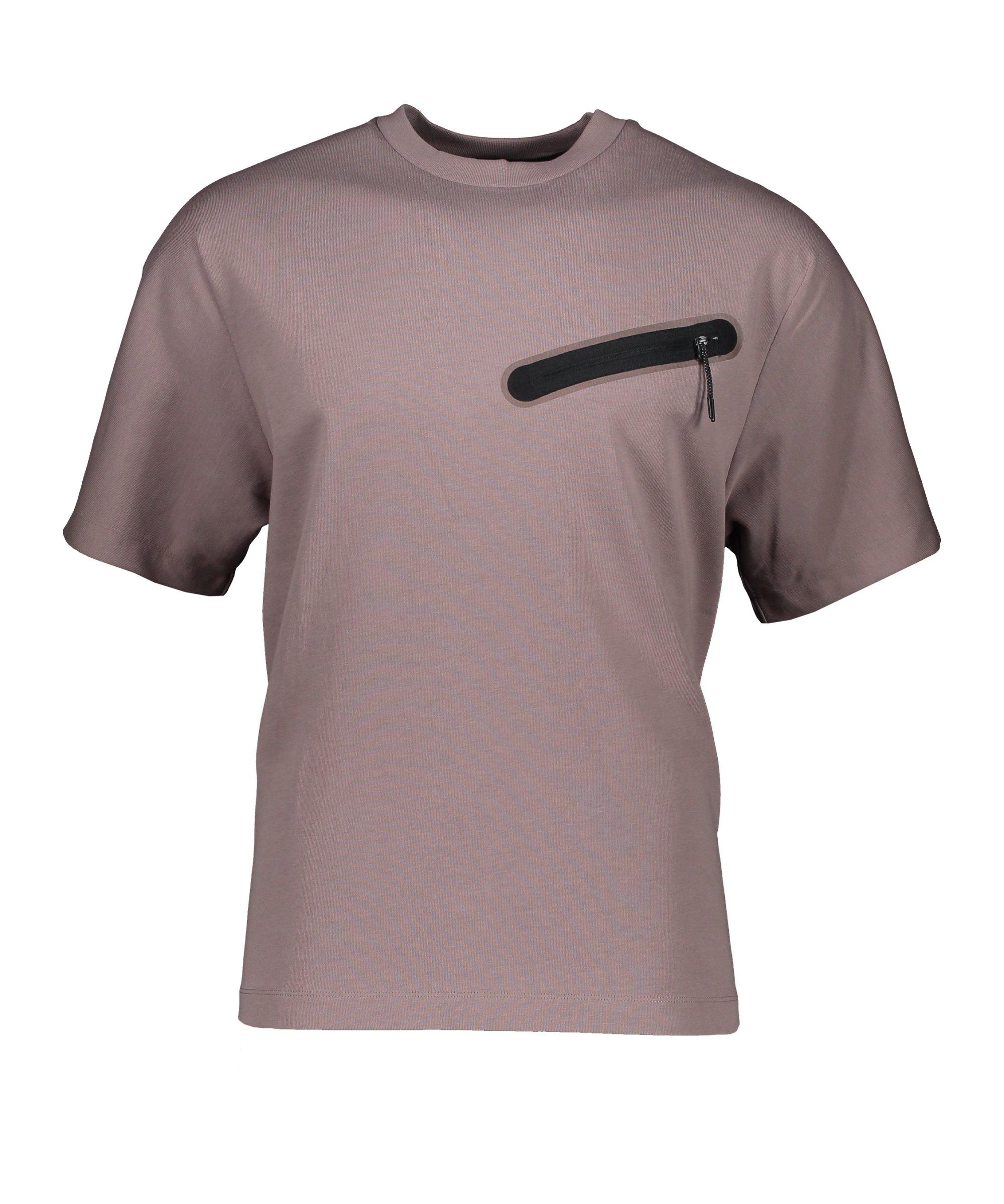 Nike Knit T-Shirt Rosa F229 - rosa
