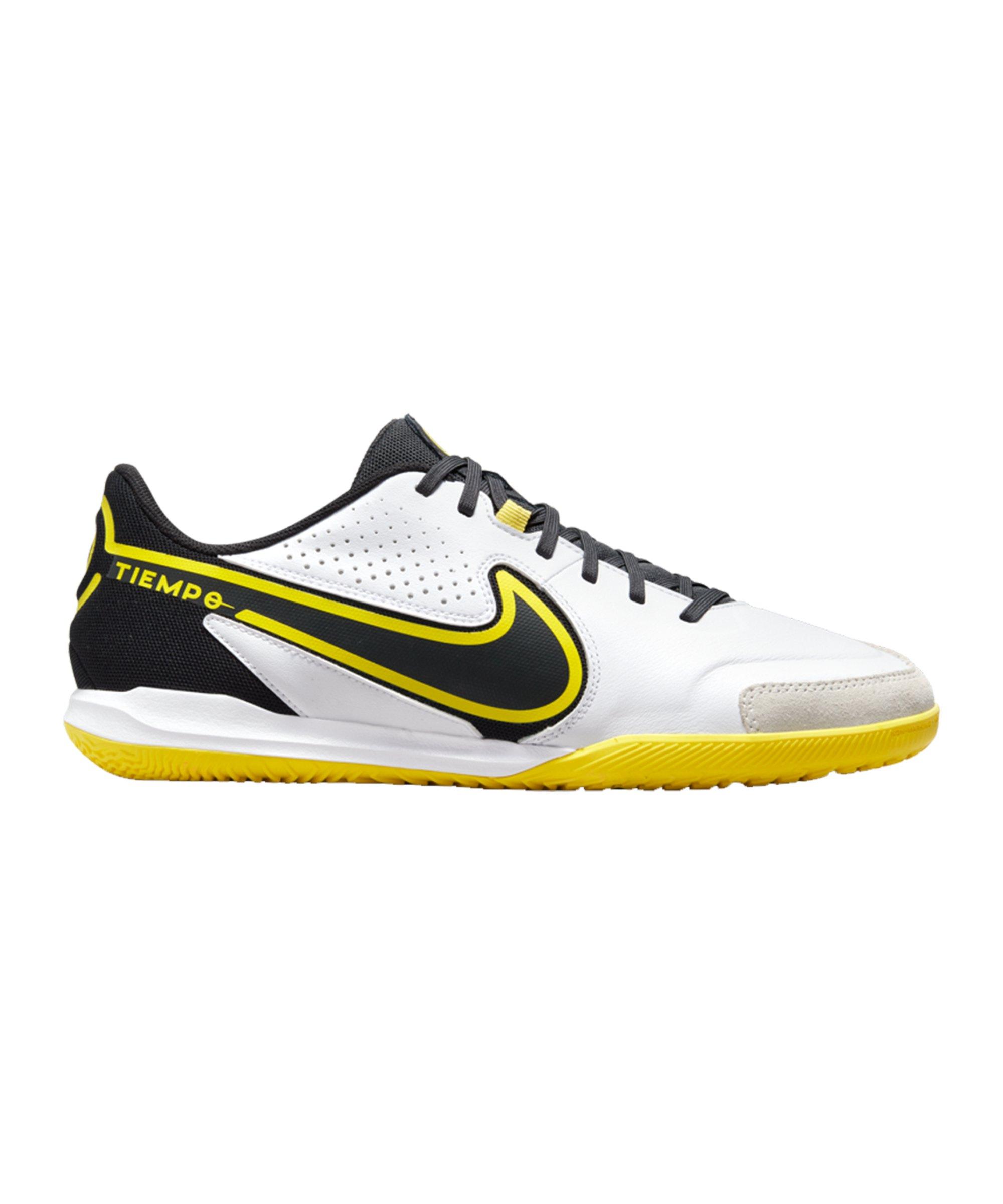 Nike Tiempo Legende IX Academy IC Halle F107 - weiss