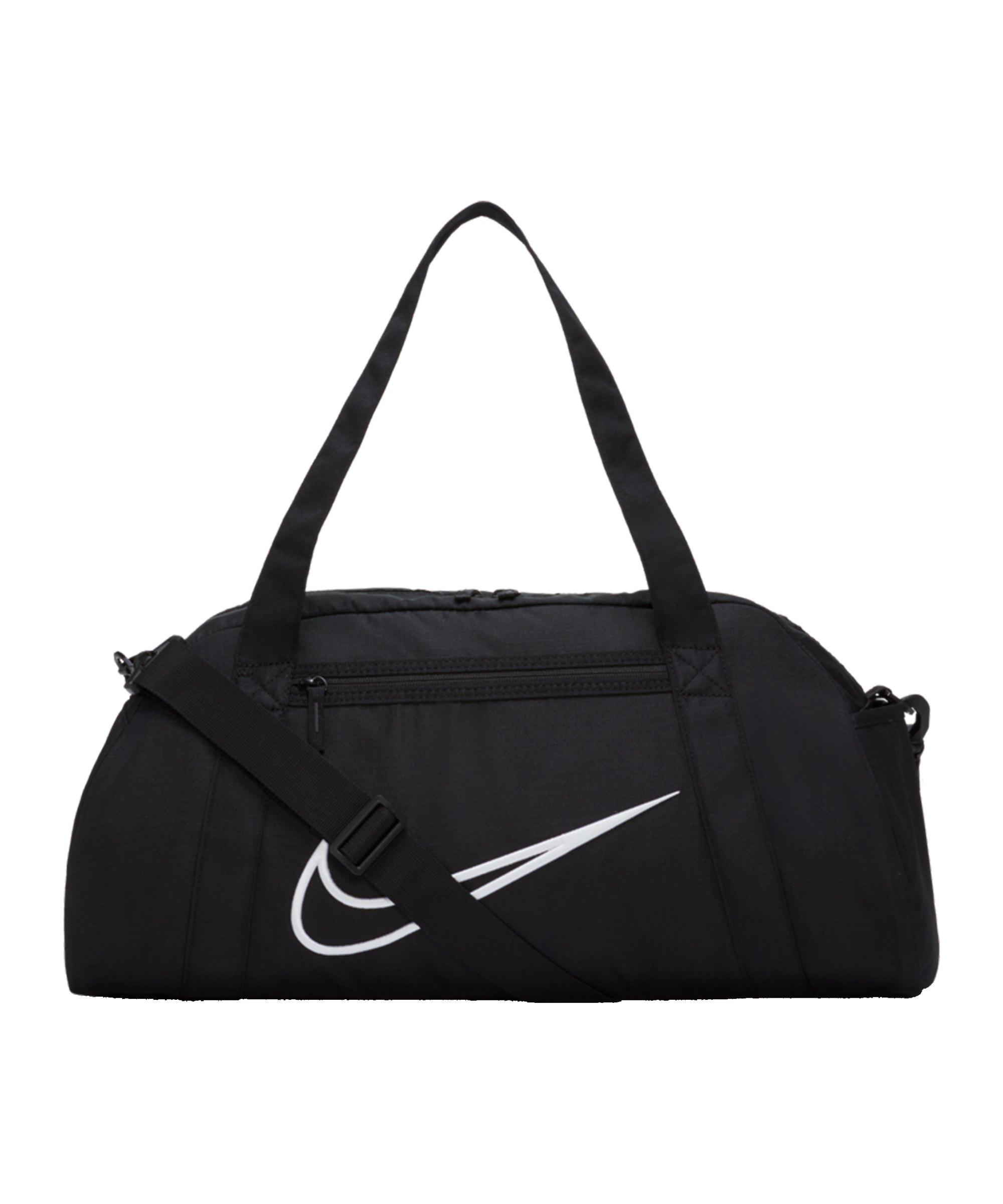 Nike Gym Club Duffel Tasche Schwarz F010 - schwarz