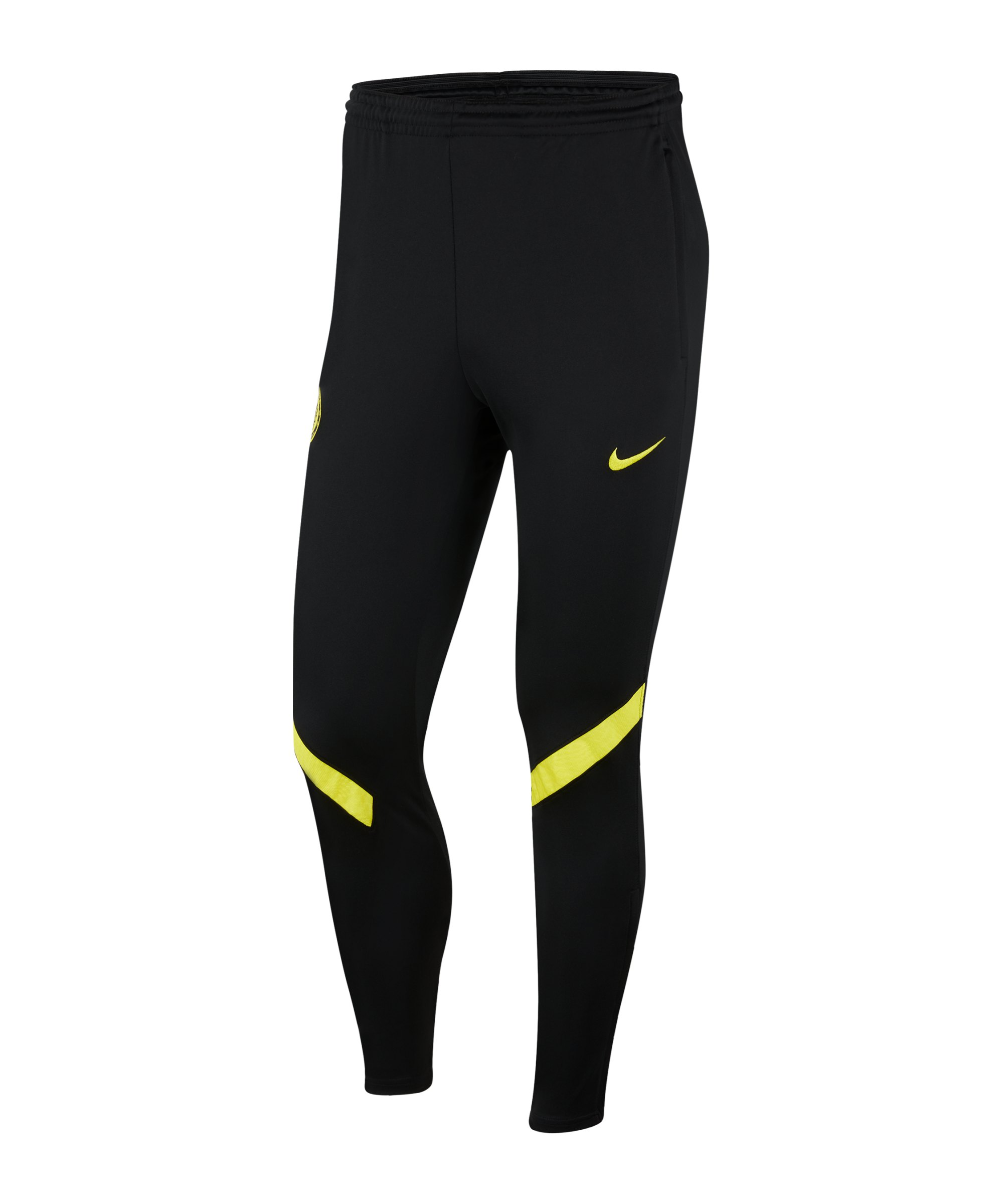 Nike FC Chelsea London Trainingshose Schwarz F010 - schwarz